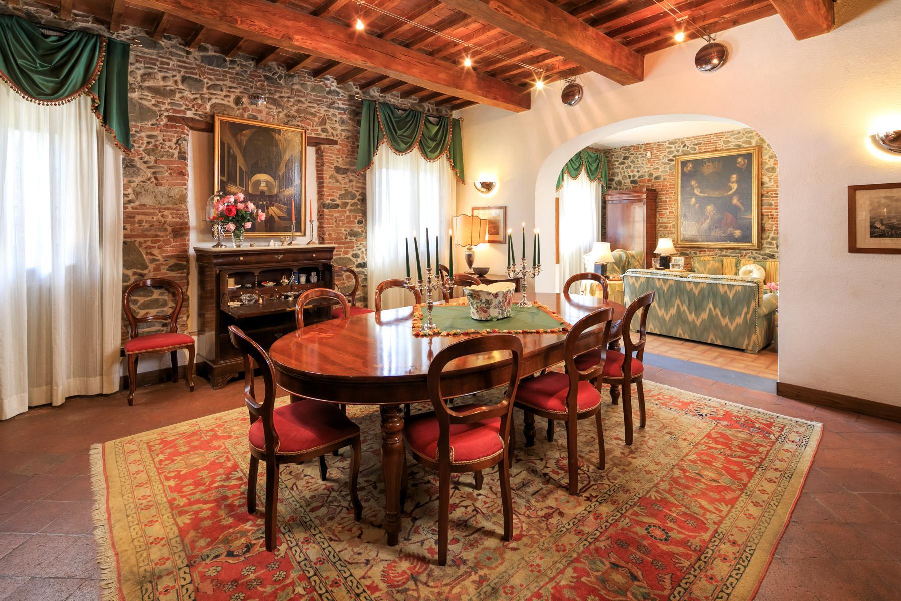 Antikes Bauernhaus auf dem Land von Lucca - 6