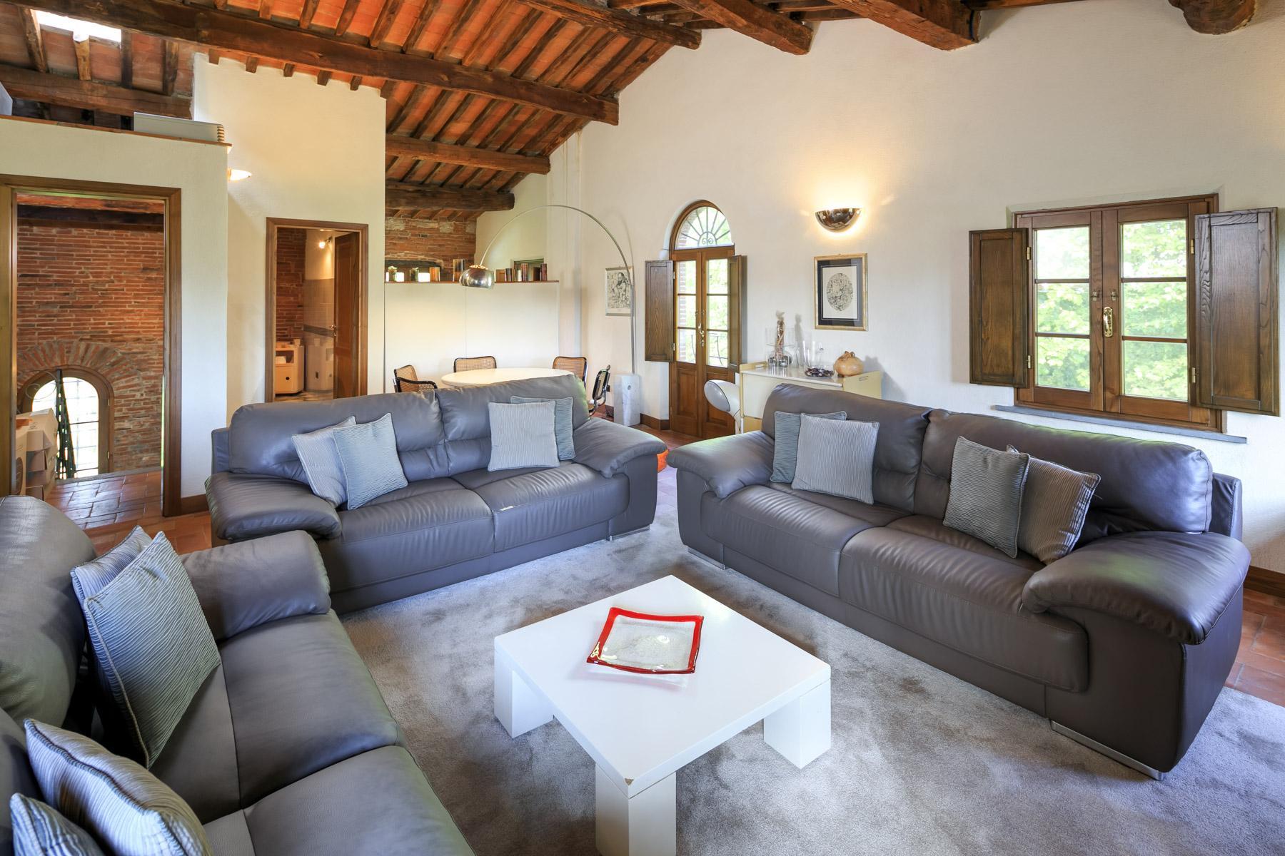 Antikes Bauernhaus auf dem Land von Lucca - 11