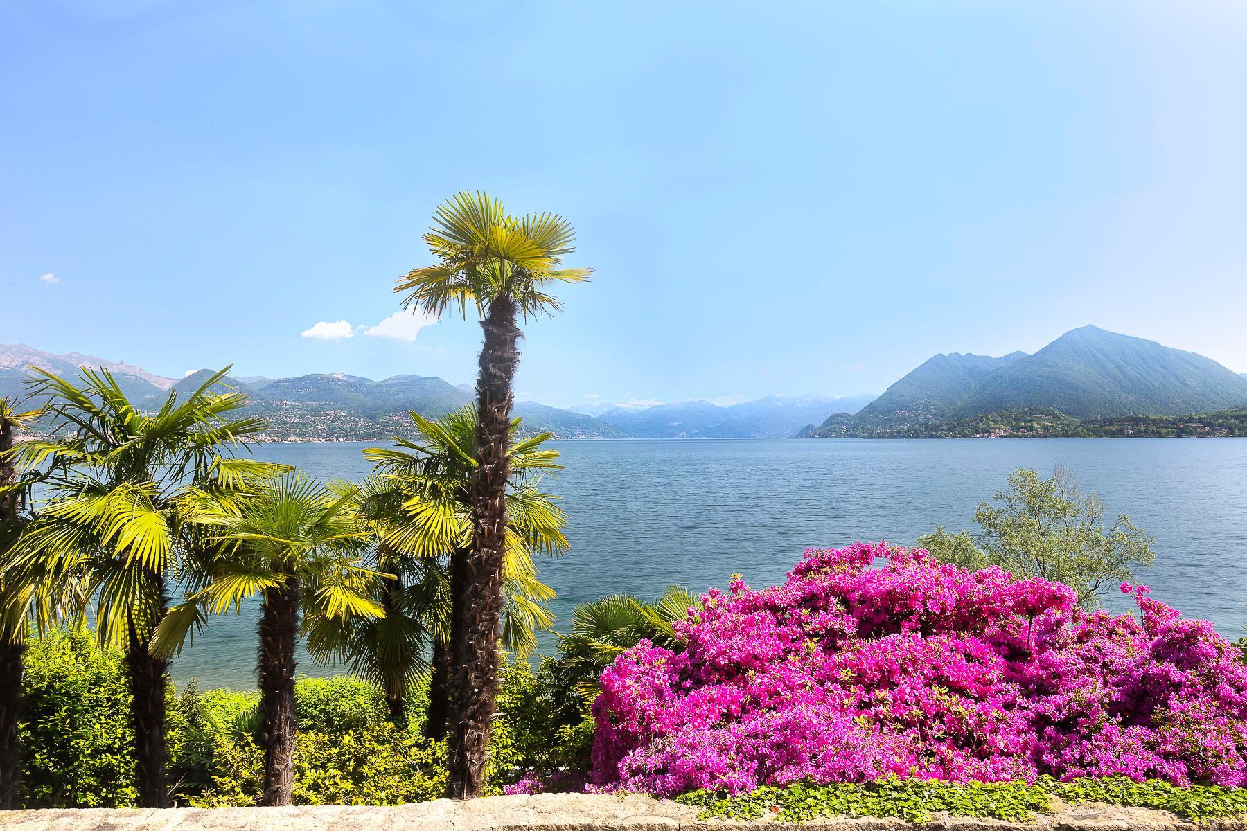 Stresa小镇具有现代化风格的迷人别墅 - 4