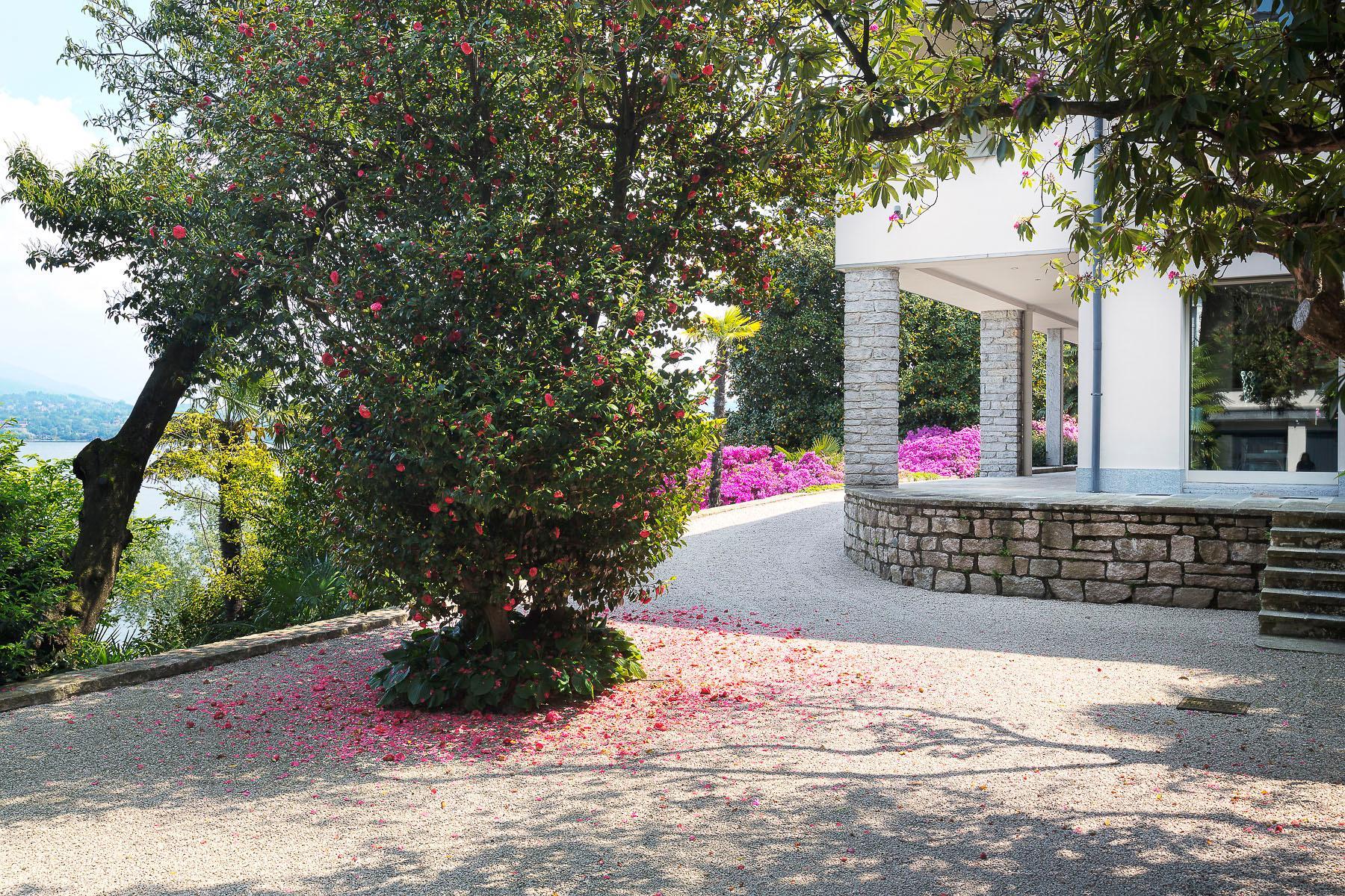 Stresa小镇具有现代化风格的迷人别墅 - 5