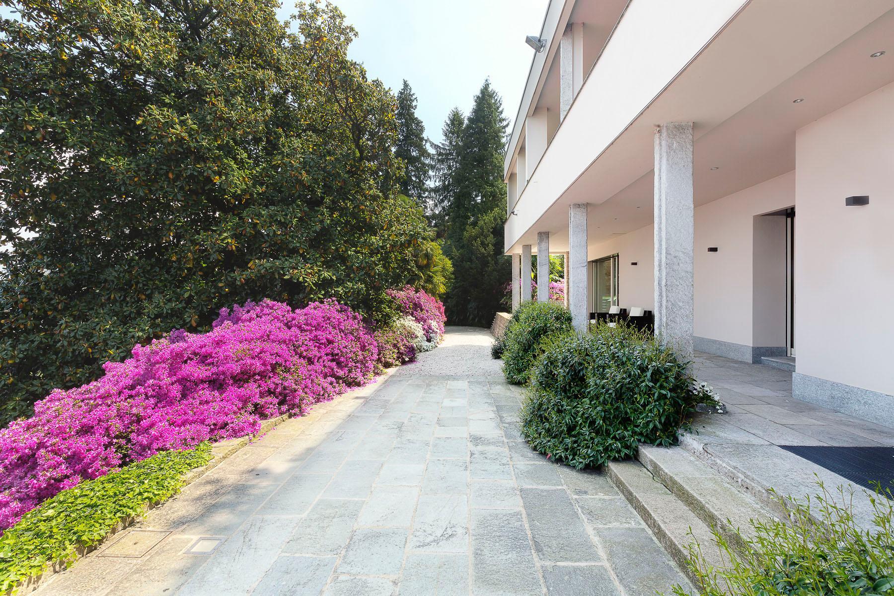 Stresa小镇具有现代化风格的迷人别墅 - 6