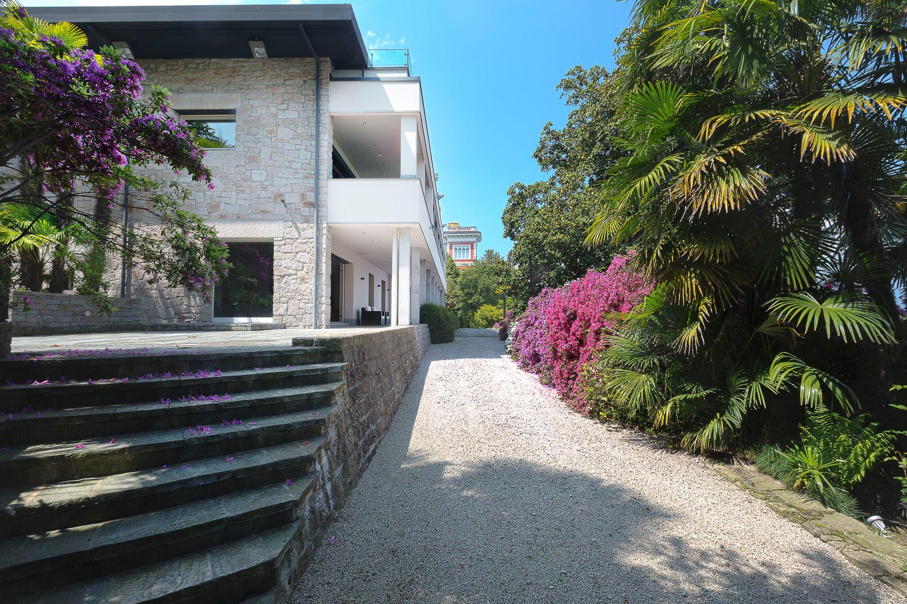 Stresa小镇具有现代化风格的迷人别墅 - 7
