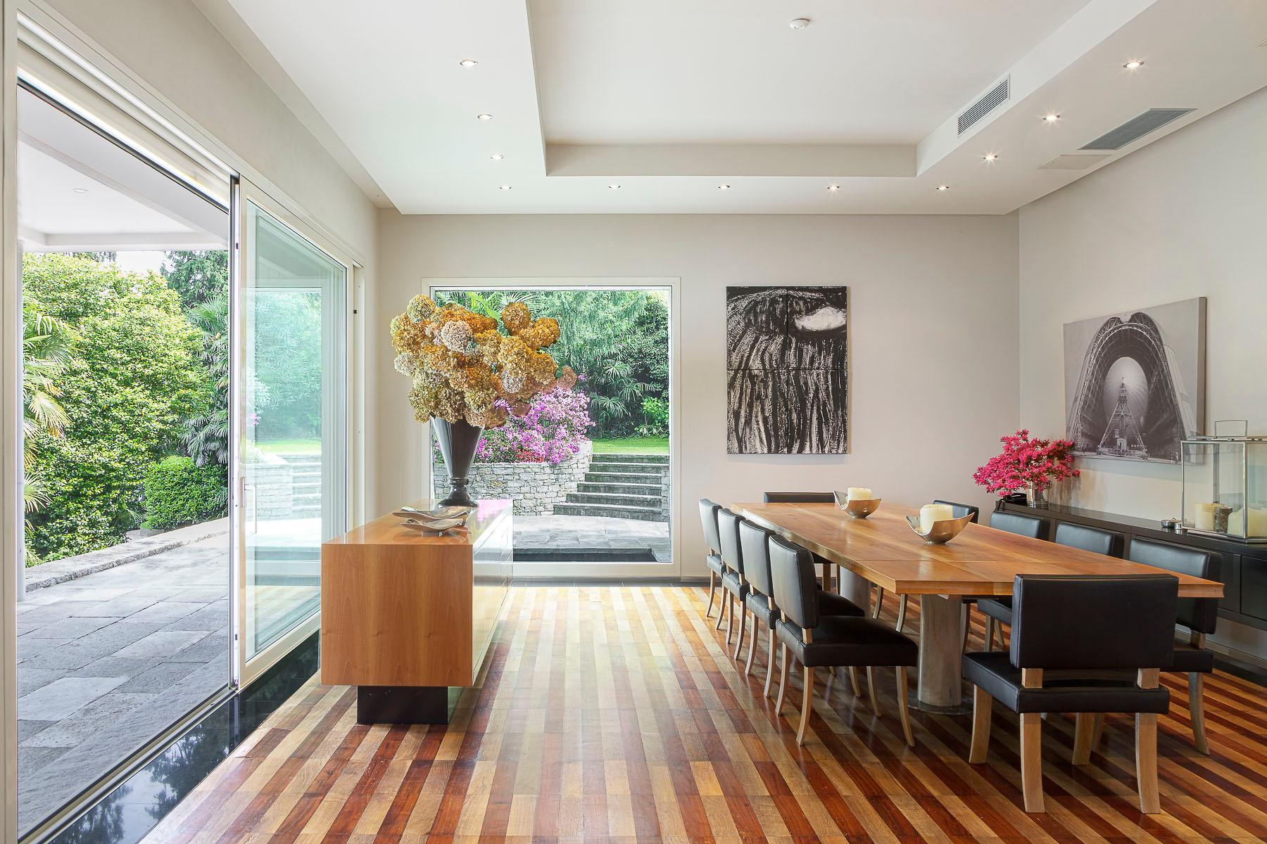 Архитектура, стиль и очарование в Стрезе - 18