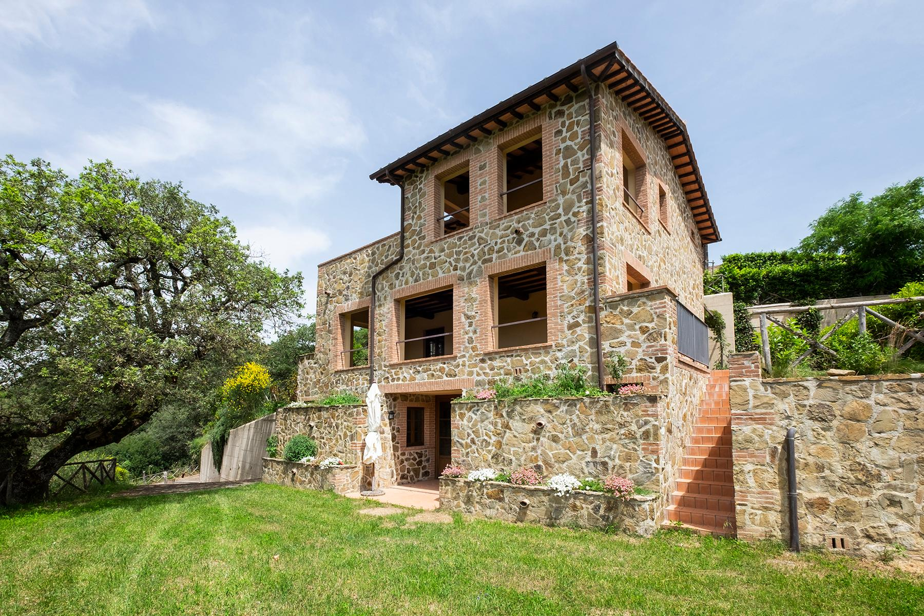 Luxury stone-house in Maremma - 1