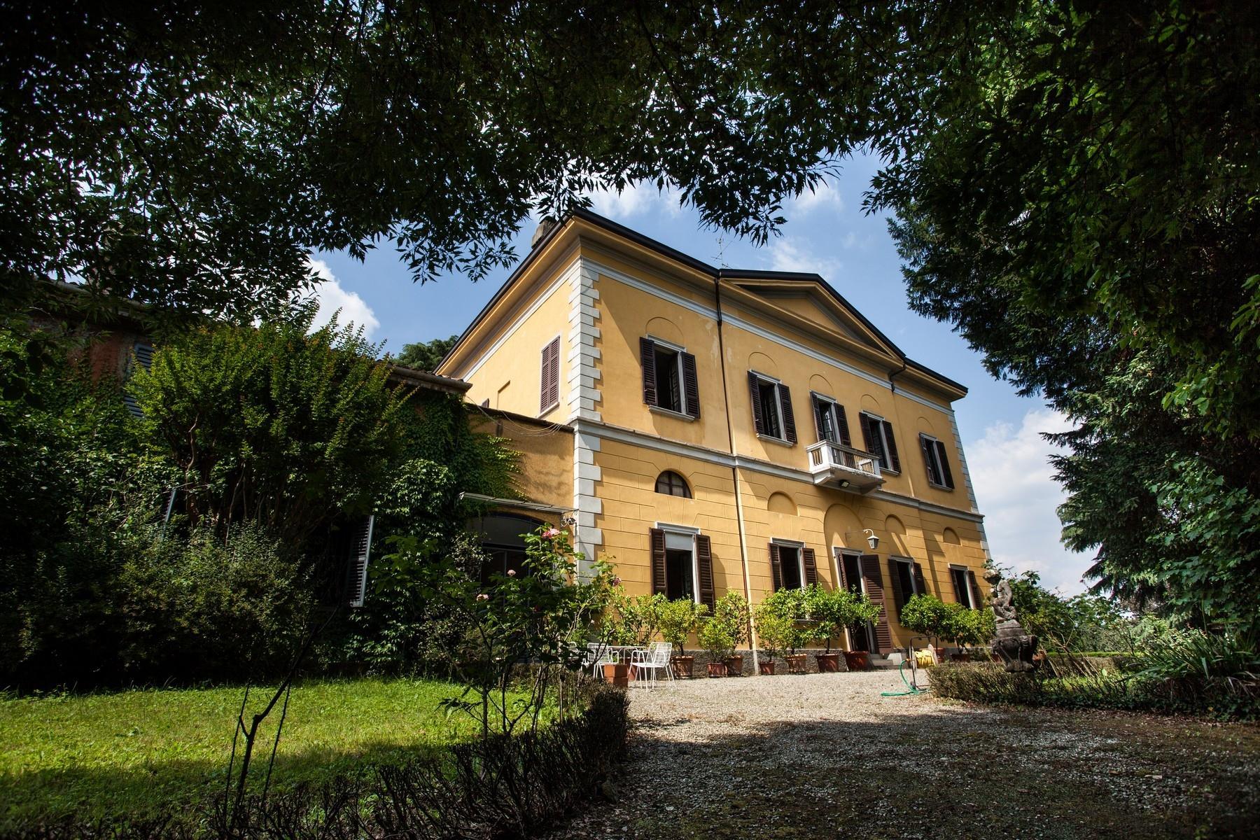 Elégante villa historique dans un parc botanique - 2