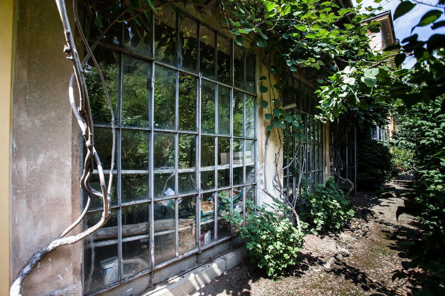 Elégante villa historique dans un parc botanique - 6