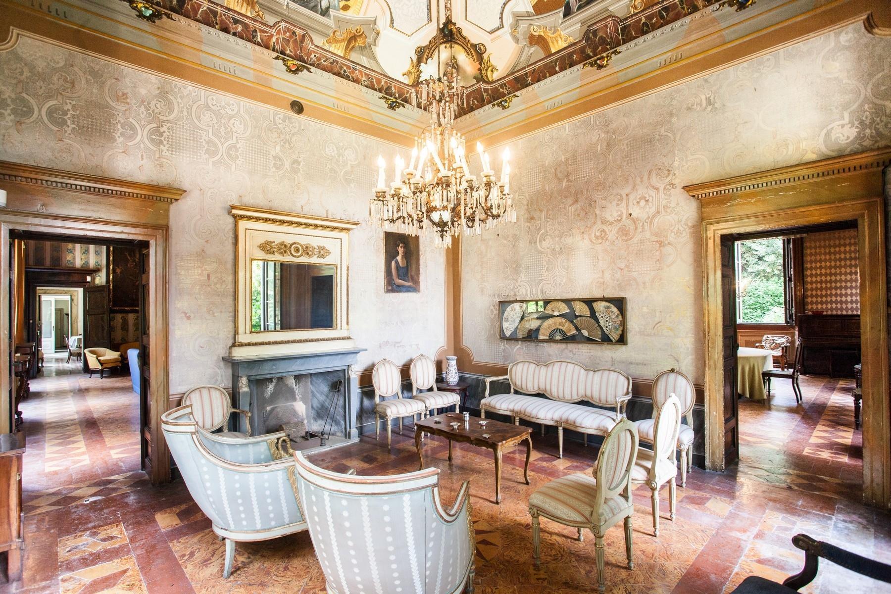 Elégante villa historique dans un parc botanique - 11