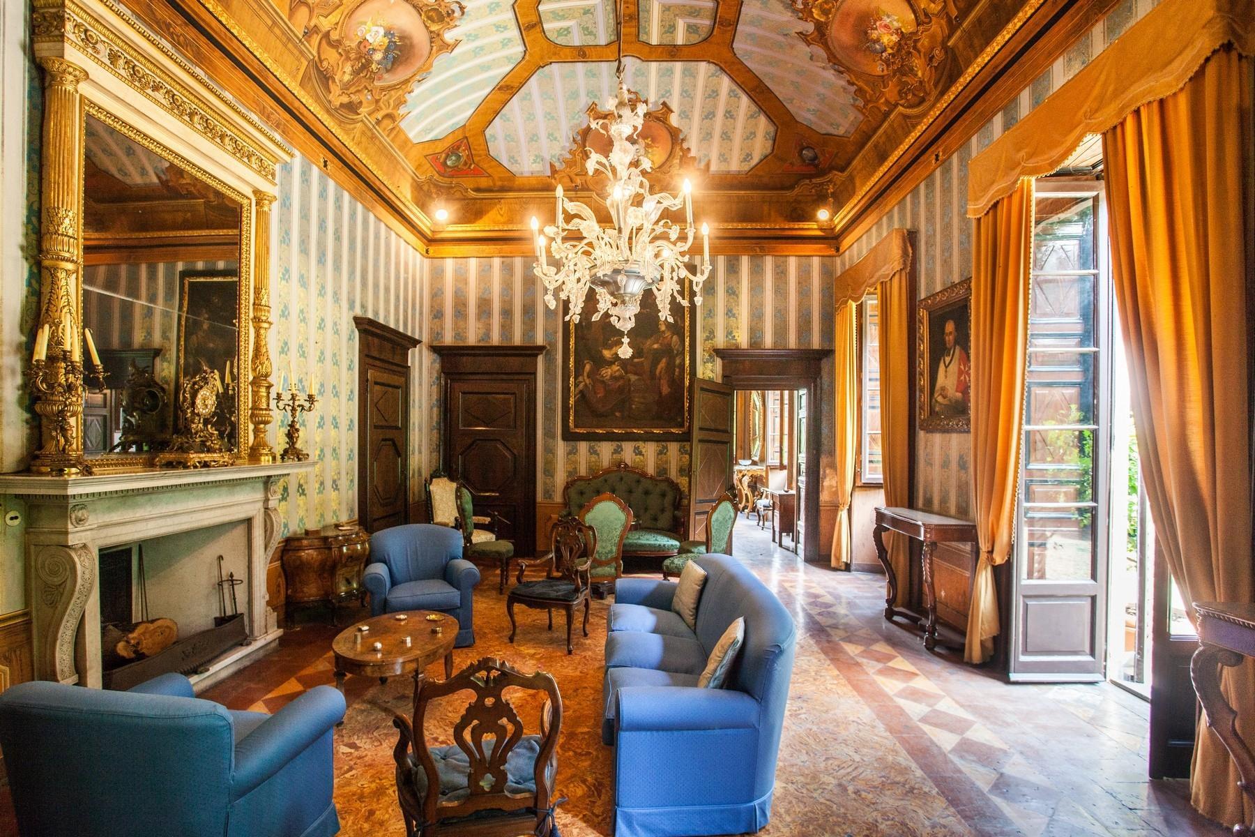 Elégante villa historique dans un parc botanique - 14