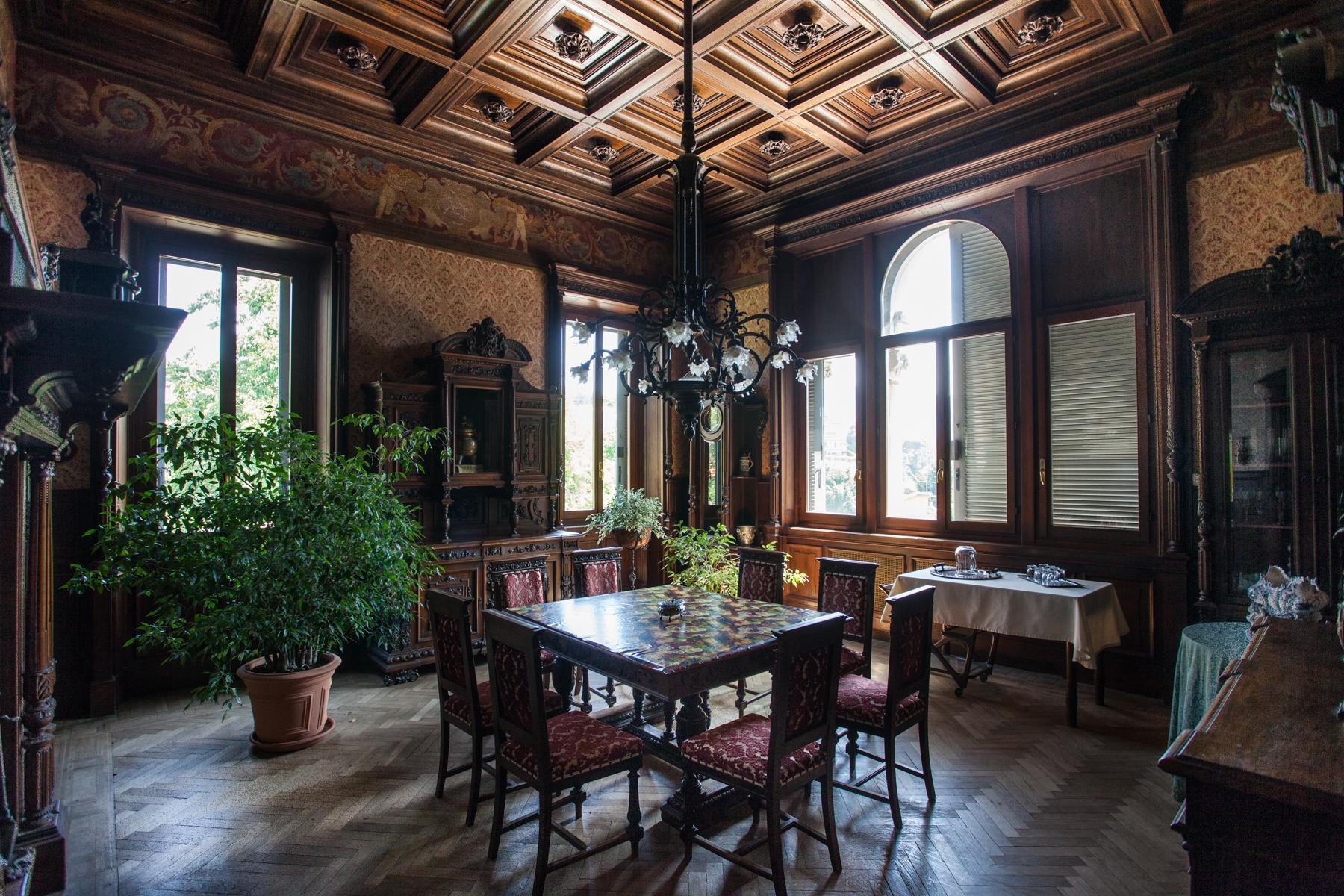 Great period villa in art nouveau style - 7