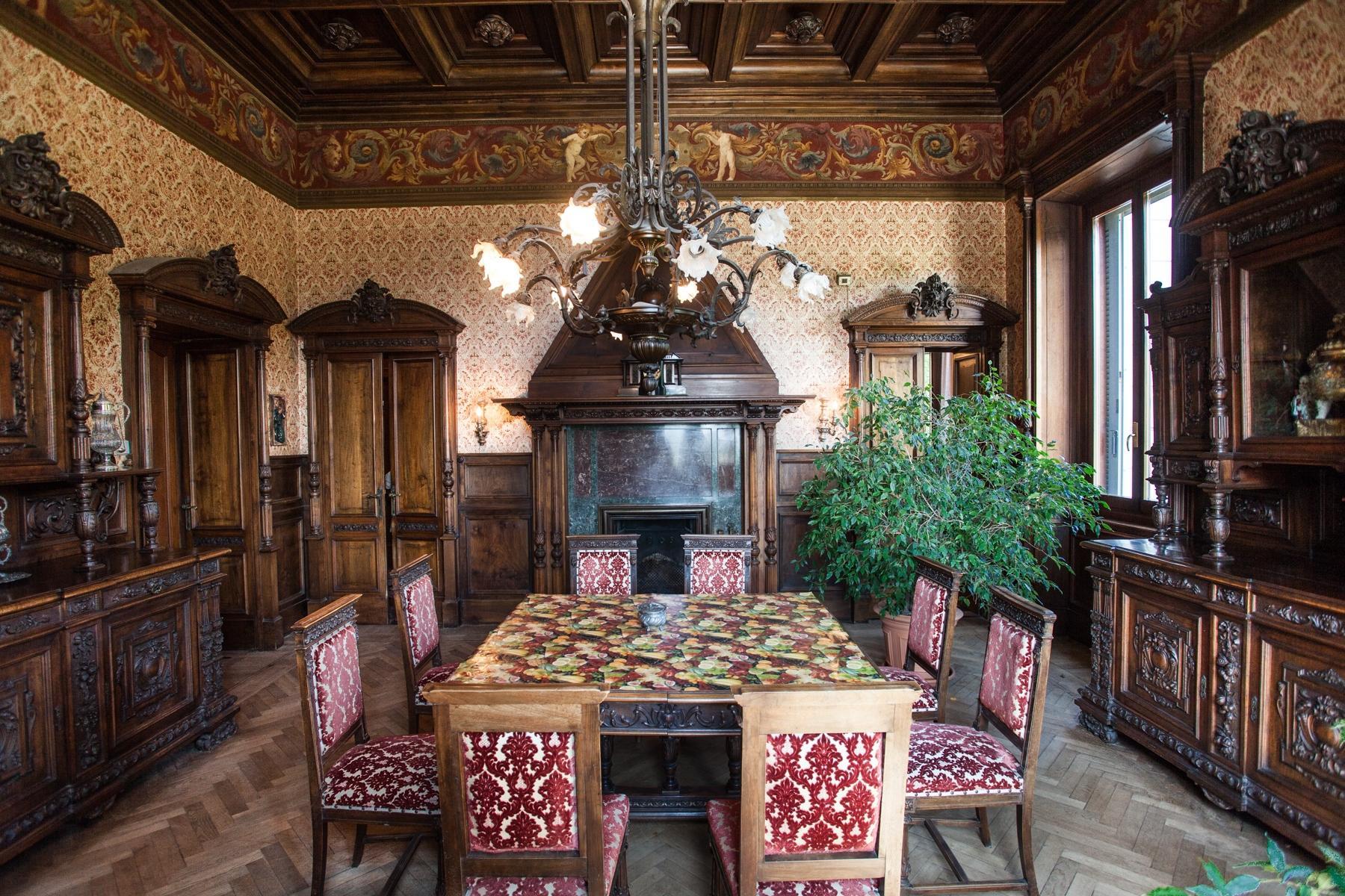Great period villa in art nouveau style - 6