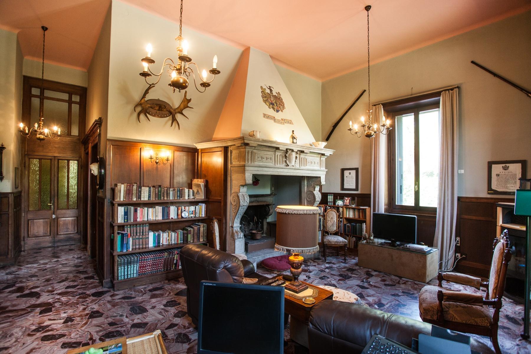 Great period villa in art nouveau style - 8