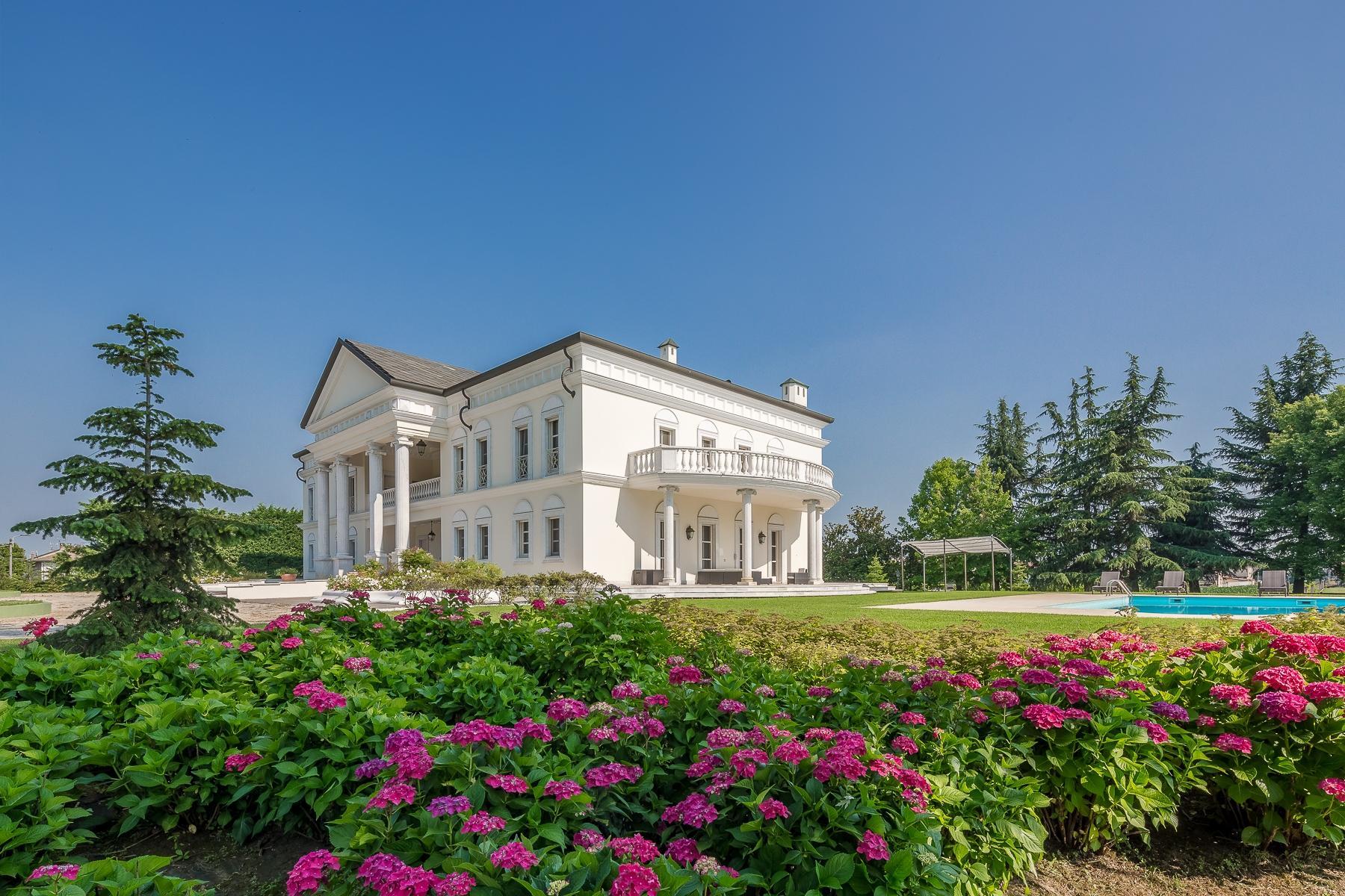 La Casa Bianca tra Milano e Torino - 5