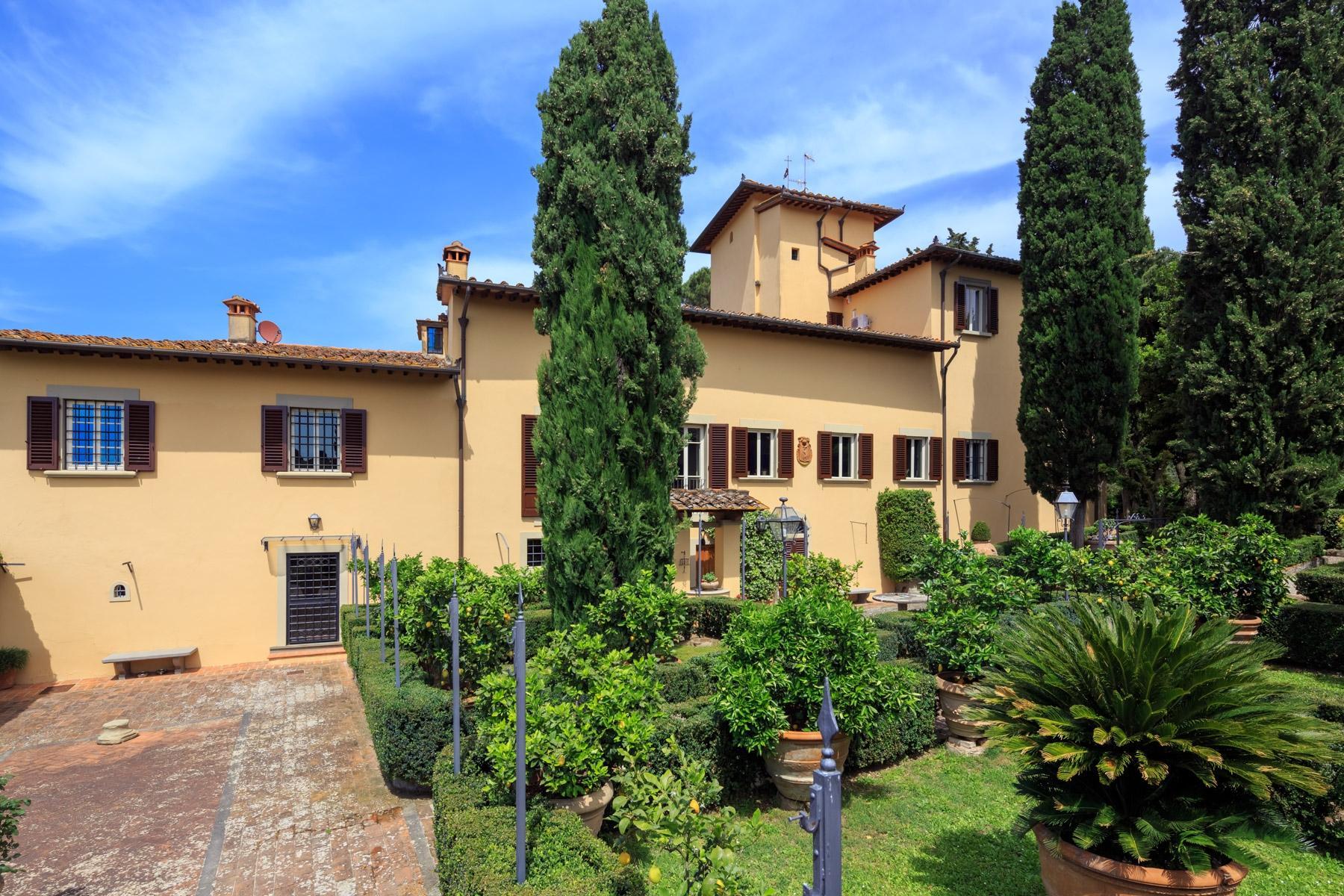 Pregevole villa Cinquecentesca - 4