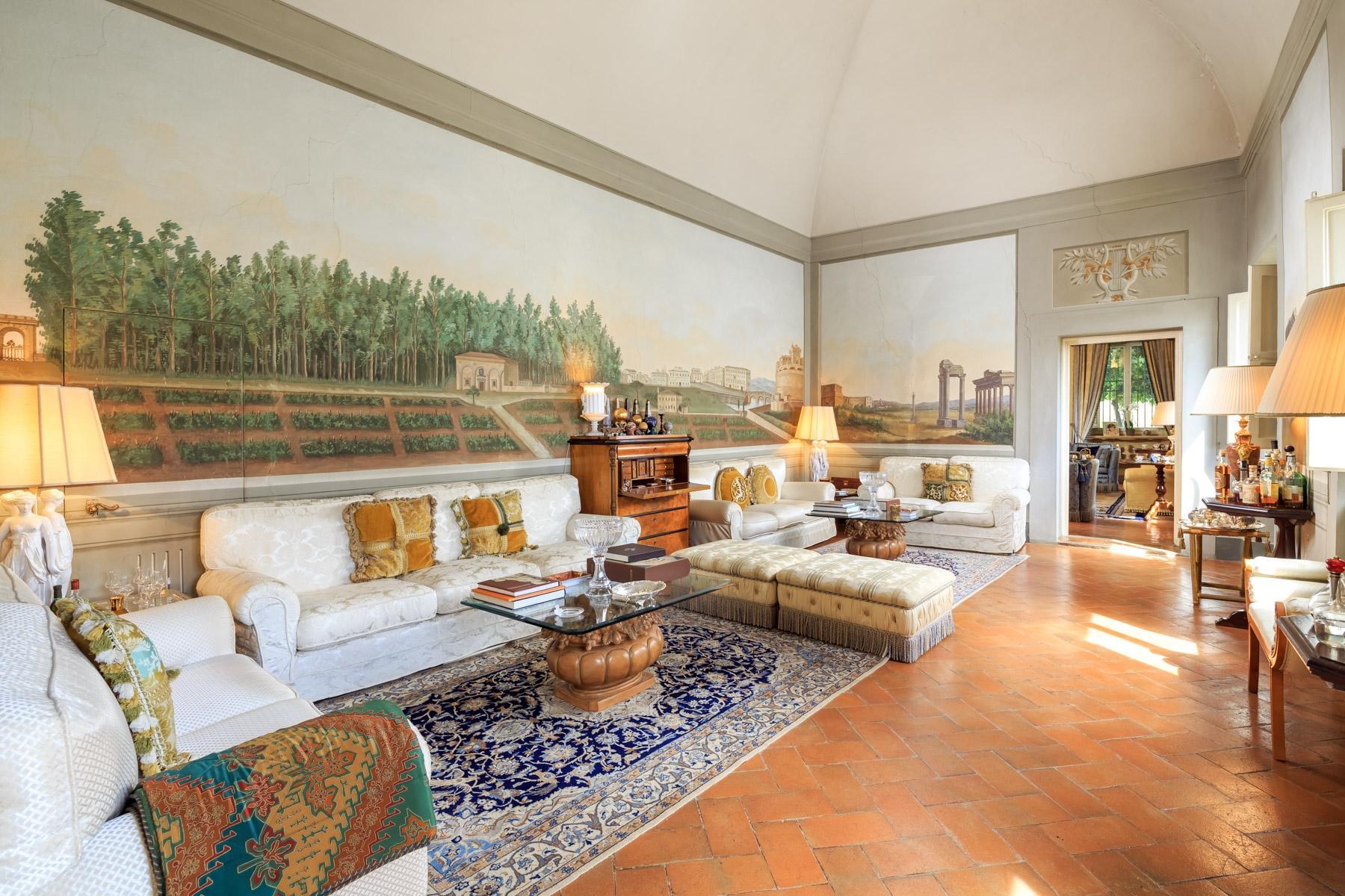 Merveilleuse villa du XVIe siècle - 6
