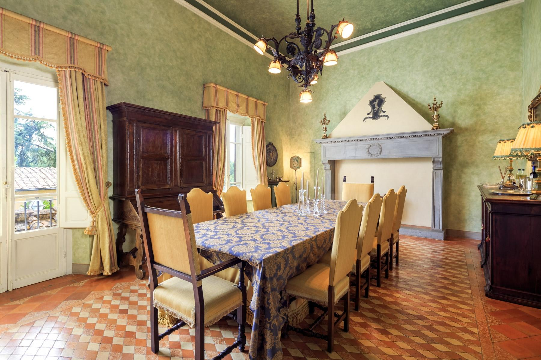 Pregevole villa Cinquecentesca - 7