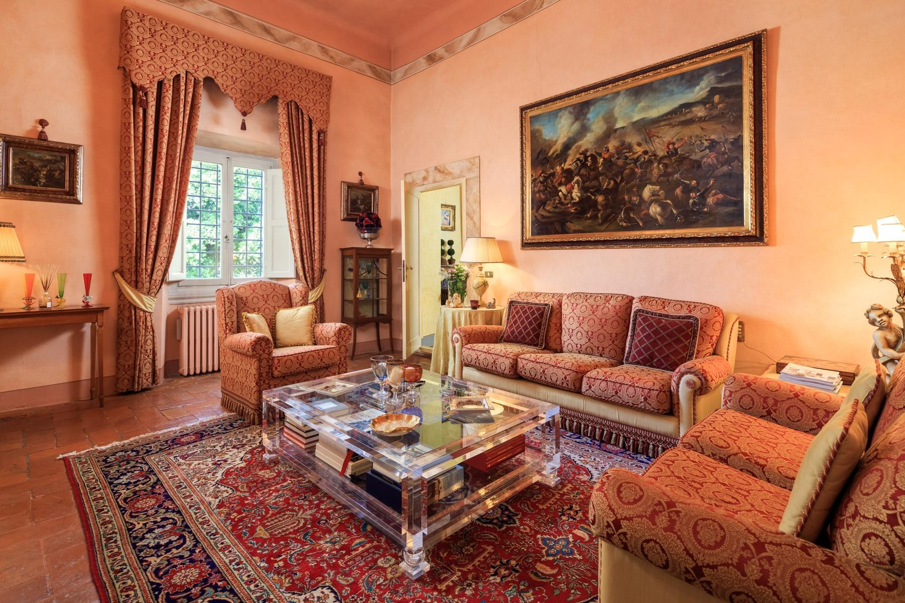 Pregevole villa Cinquecentesca - 8