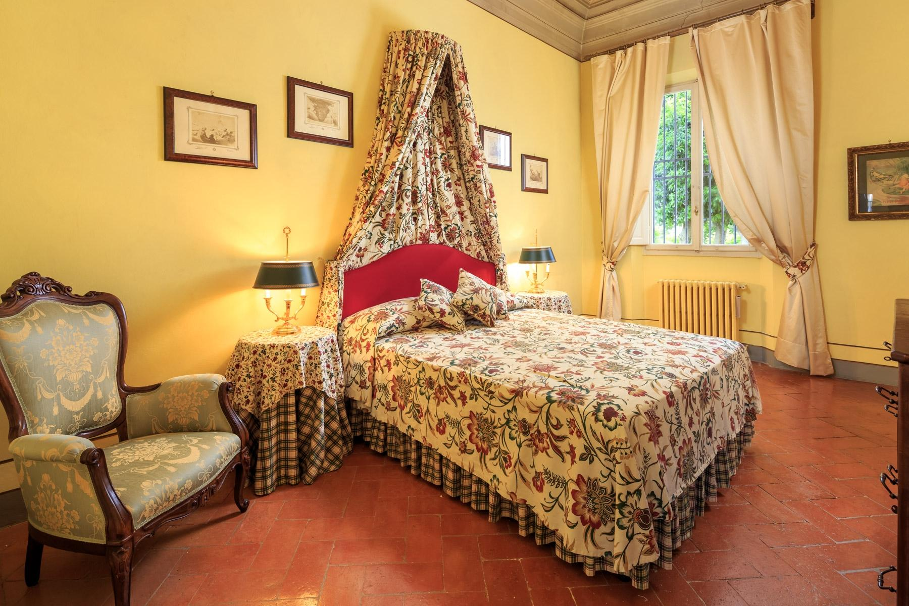 Pregevole villa Cinquecentesca - 13
