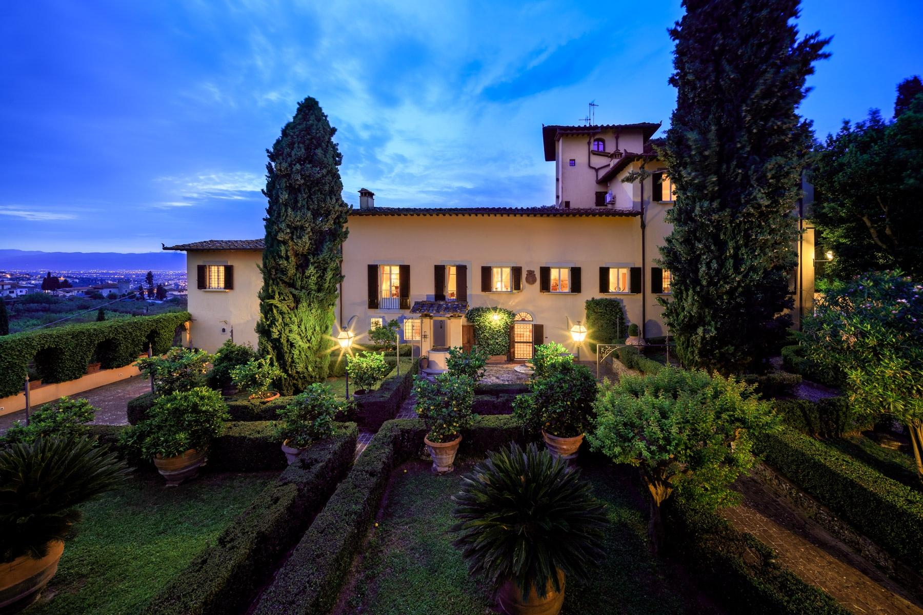 Pregevole villa Cinquecentesca - 1
