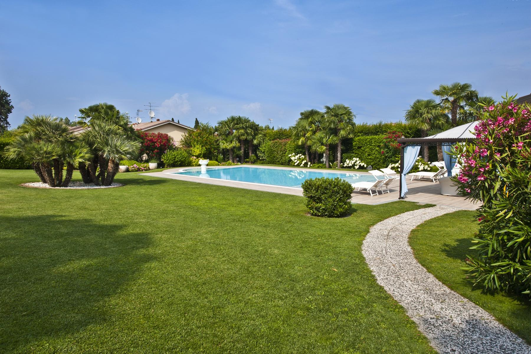 Beautiful Liberty villa with lakeview, swimming pool and dependence - 20