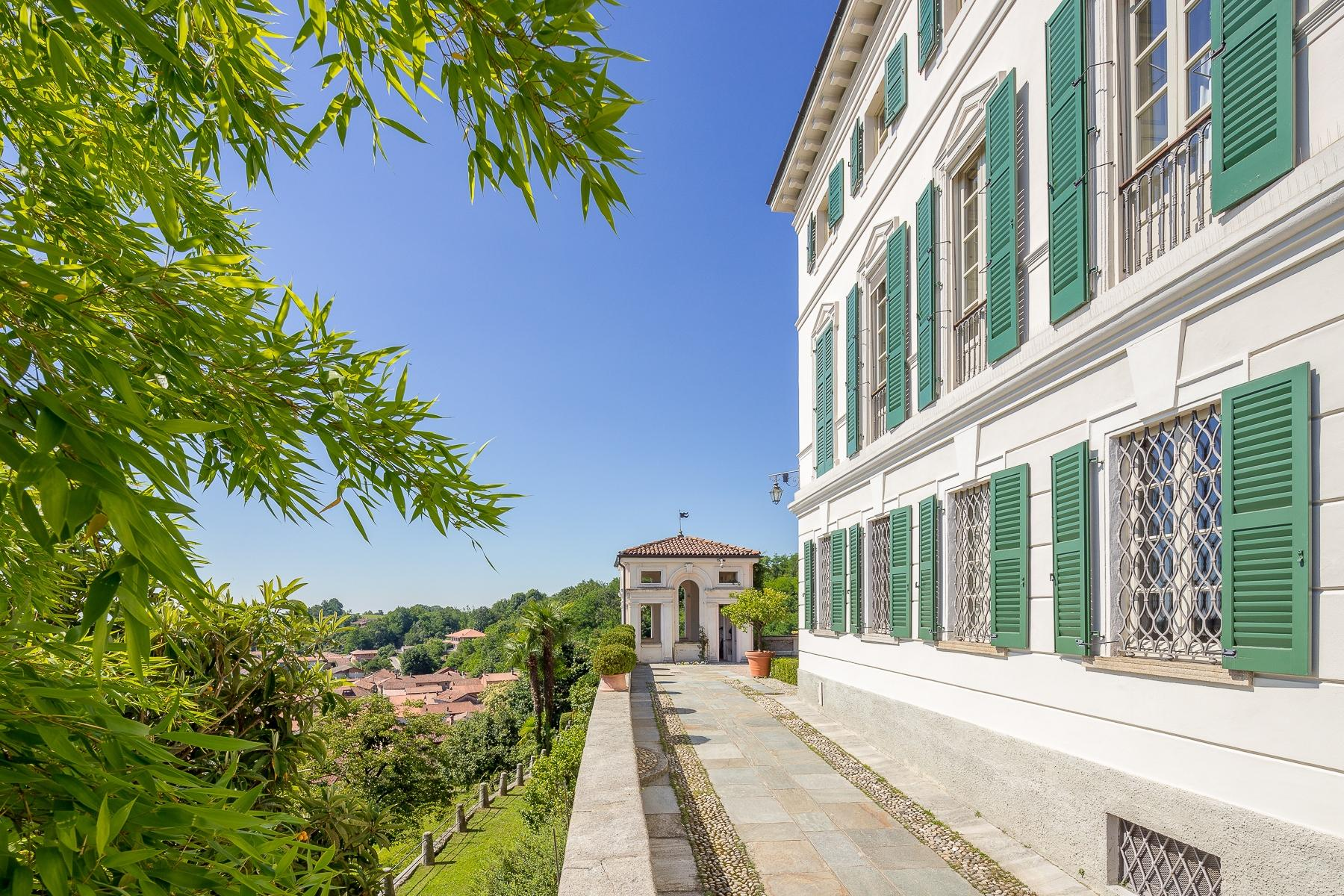 The charm of the XVII century in the hills - 5