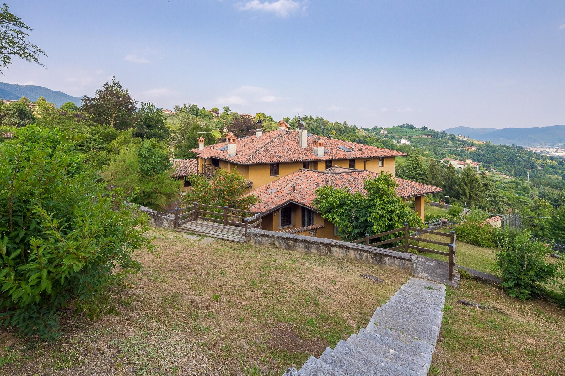 Wonderful property in the Bergamo hills - 18