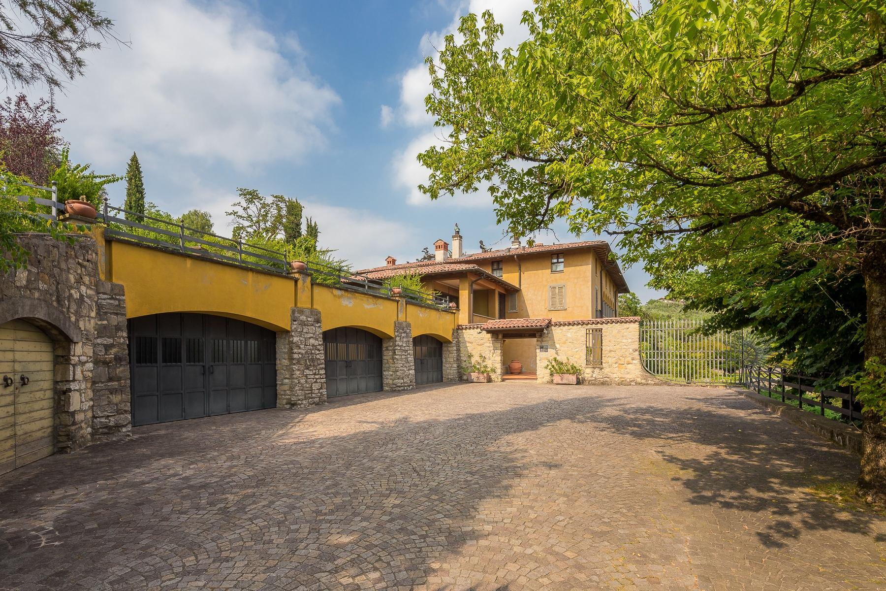 Wonderful property in the Bergamo hills - 24