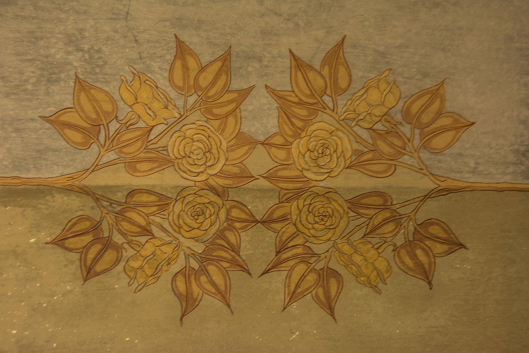 Magnifique villa à restaurer avec des fresques - 10