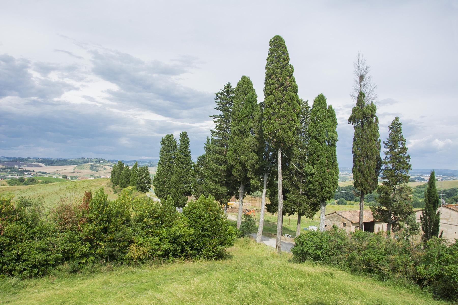 Magnifique villa à restaurer avec des fresques - 13