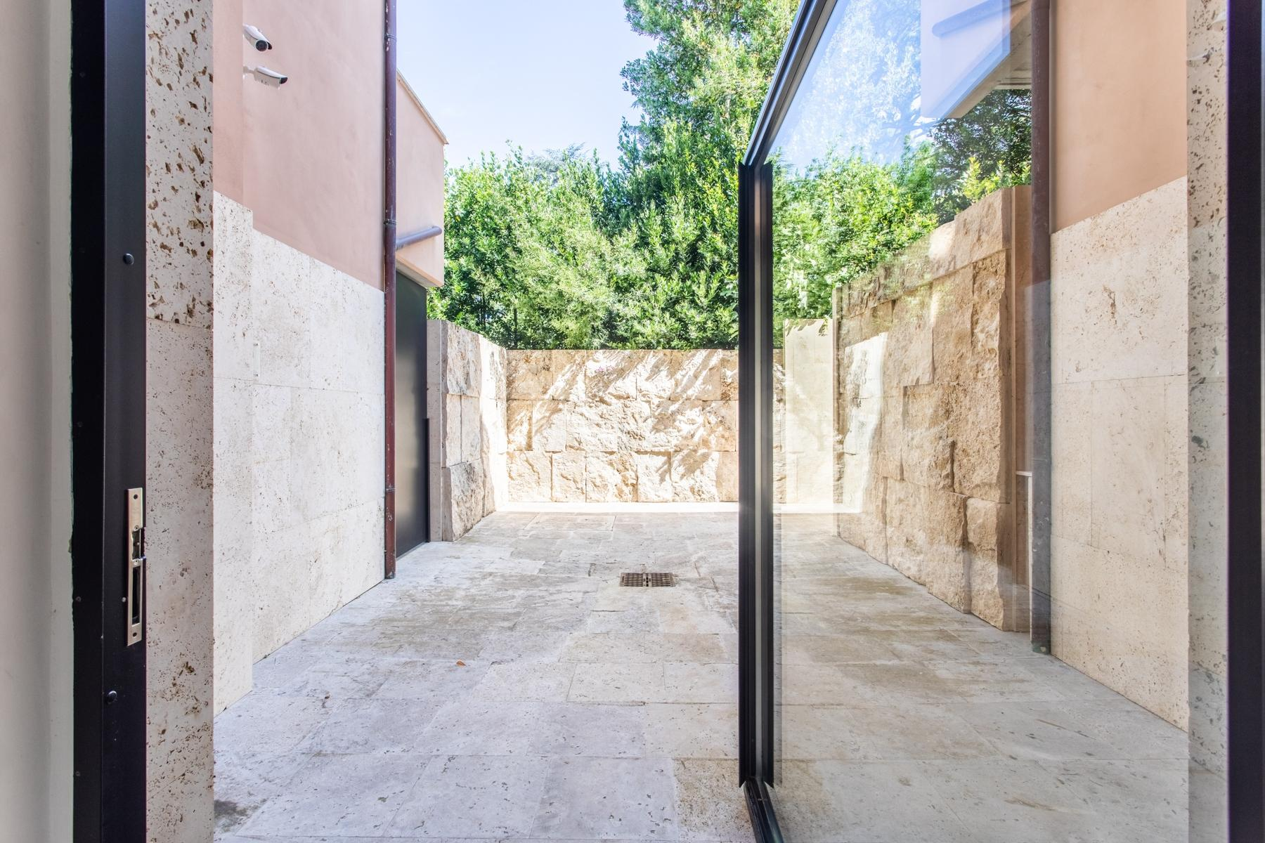 Front Lake Renovated apartment in Trevignano - 20