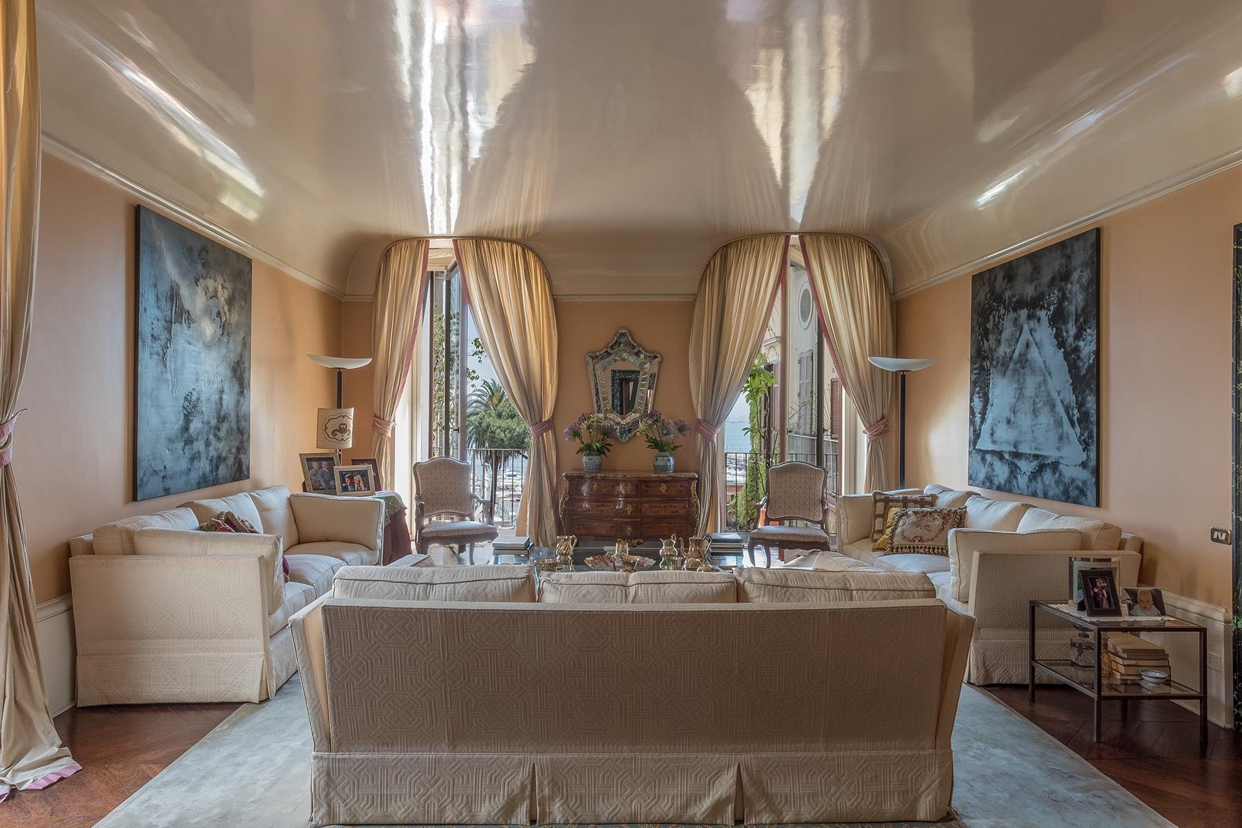 坐落在Mergellina街道历史建筑中的度假公寓 - 3