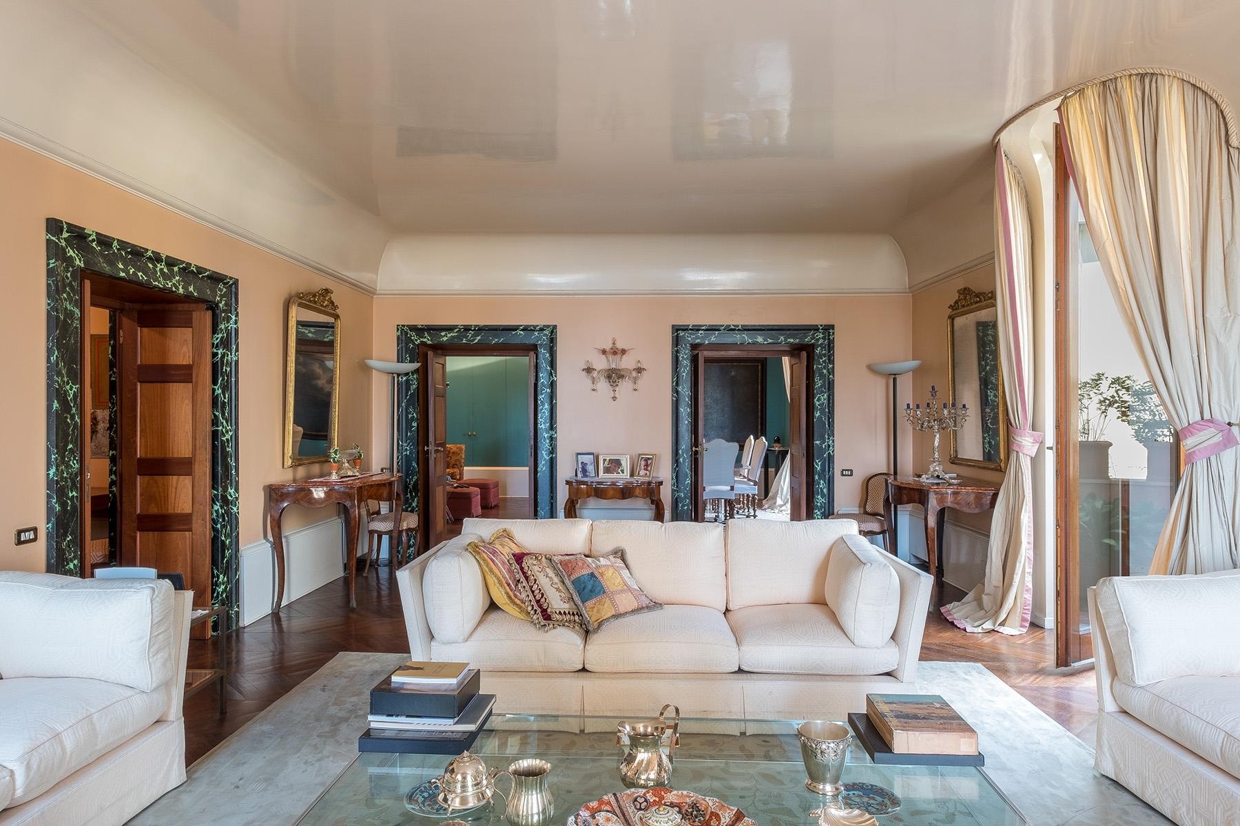 坐落在Mergellina街道历史建筑中的度假公寓 - 4