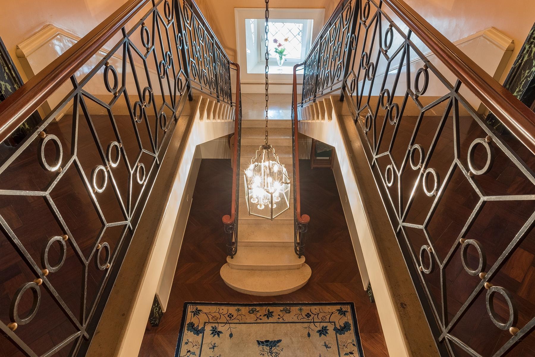 坐落在Mergellina街道历史建筑中的度假公寓 - 16