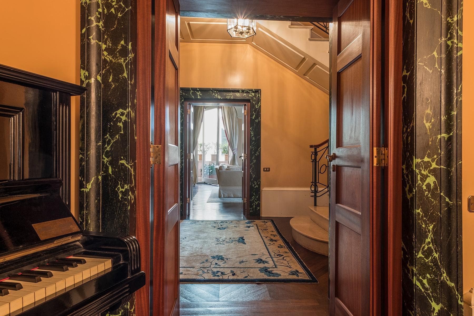 坐落在Mergellina街道历史建筑中的度假公寓 - 6