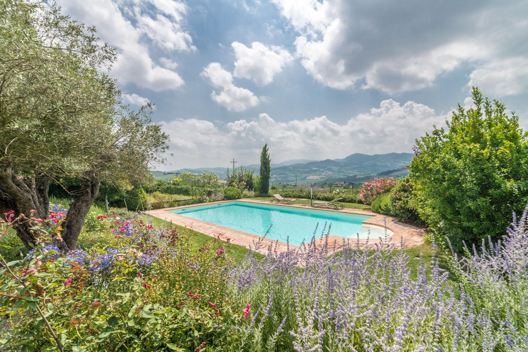 Magnificent farmhouse on the hills of Piacenza - 31