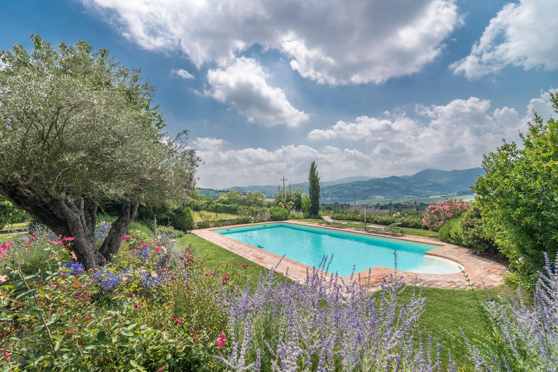 Magnificent farmhouse on the hills of Piacenza - 33