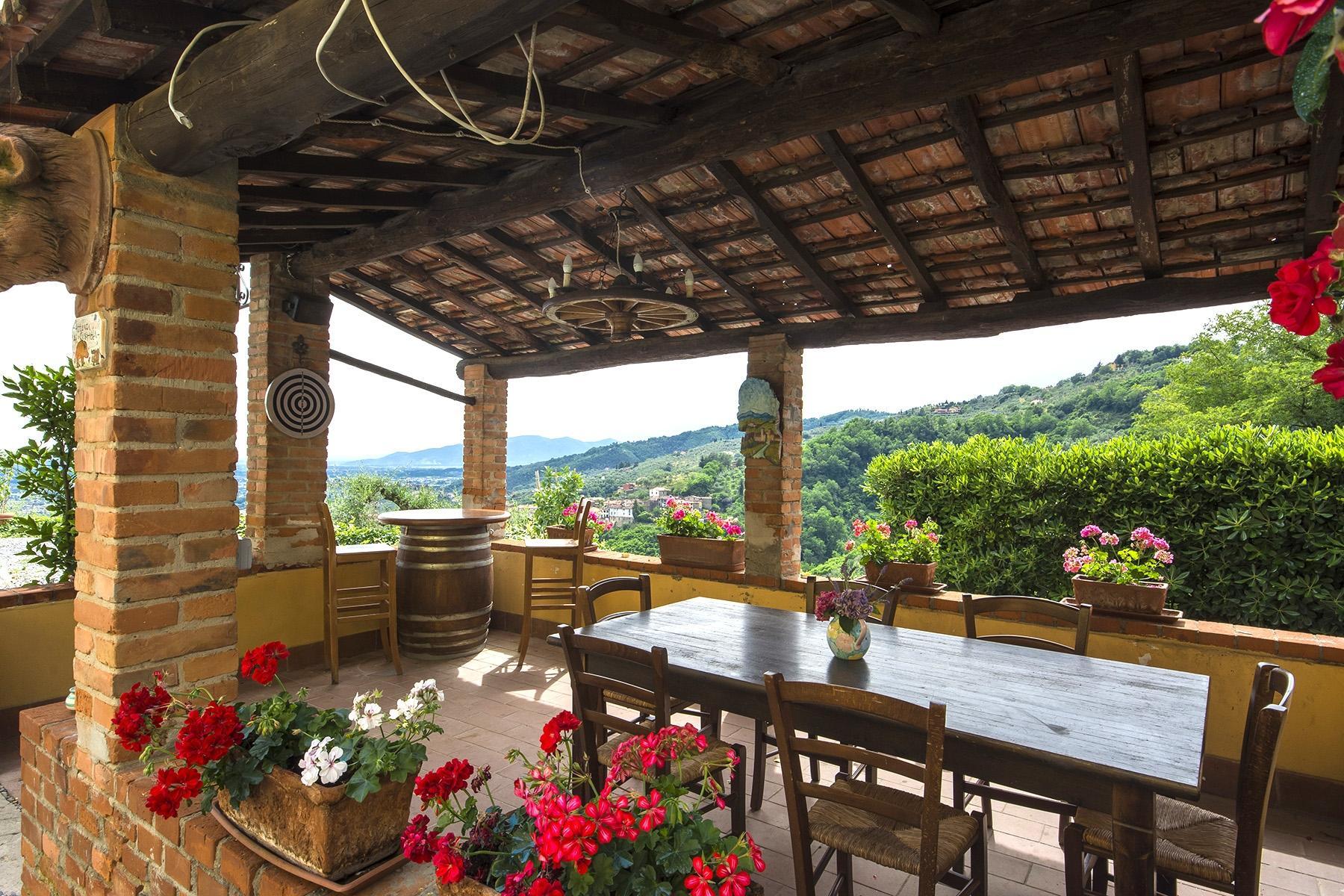 Beautiful Tuscan farmhouse - 2