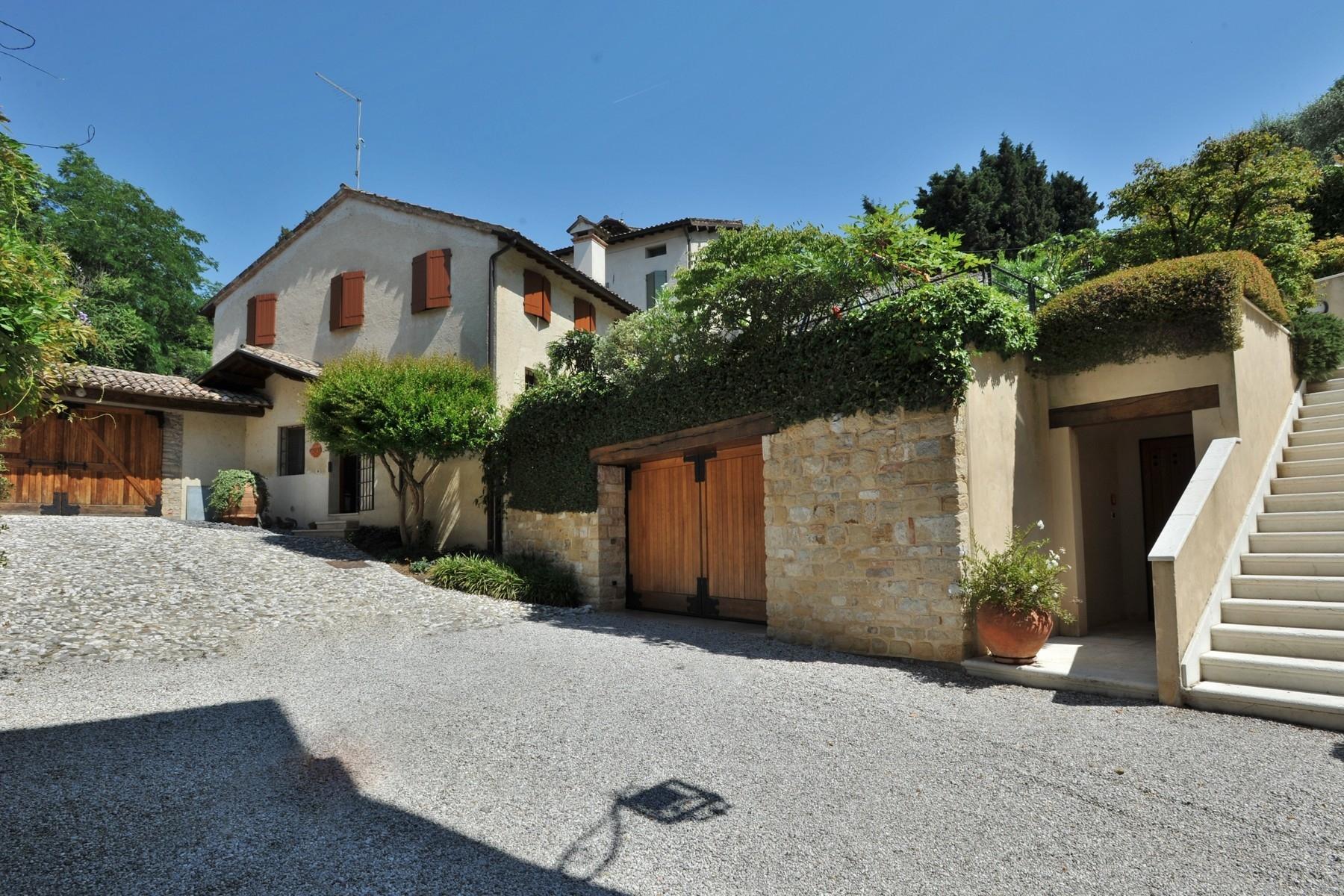 坐落于Asolo小镇典型的Veneta风格的别墅 - 14