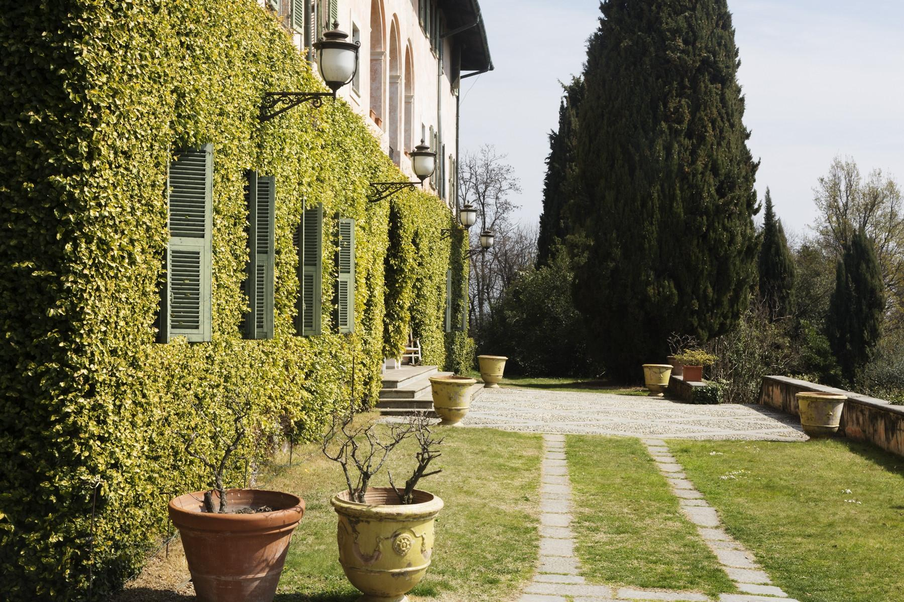 Historical Villa in the countryside of Biella - 5