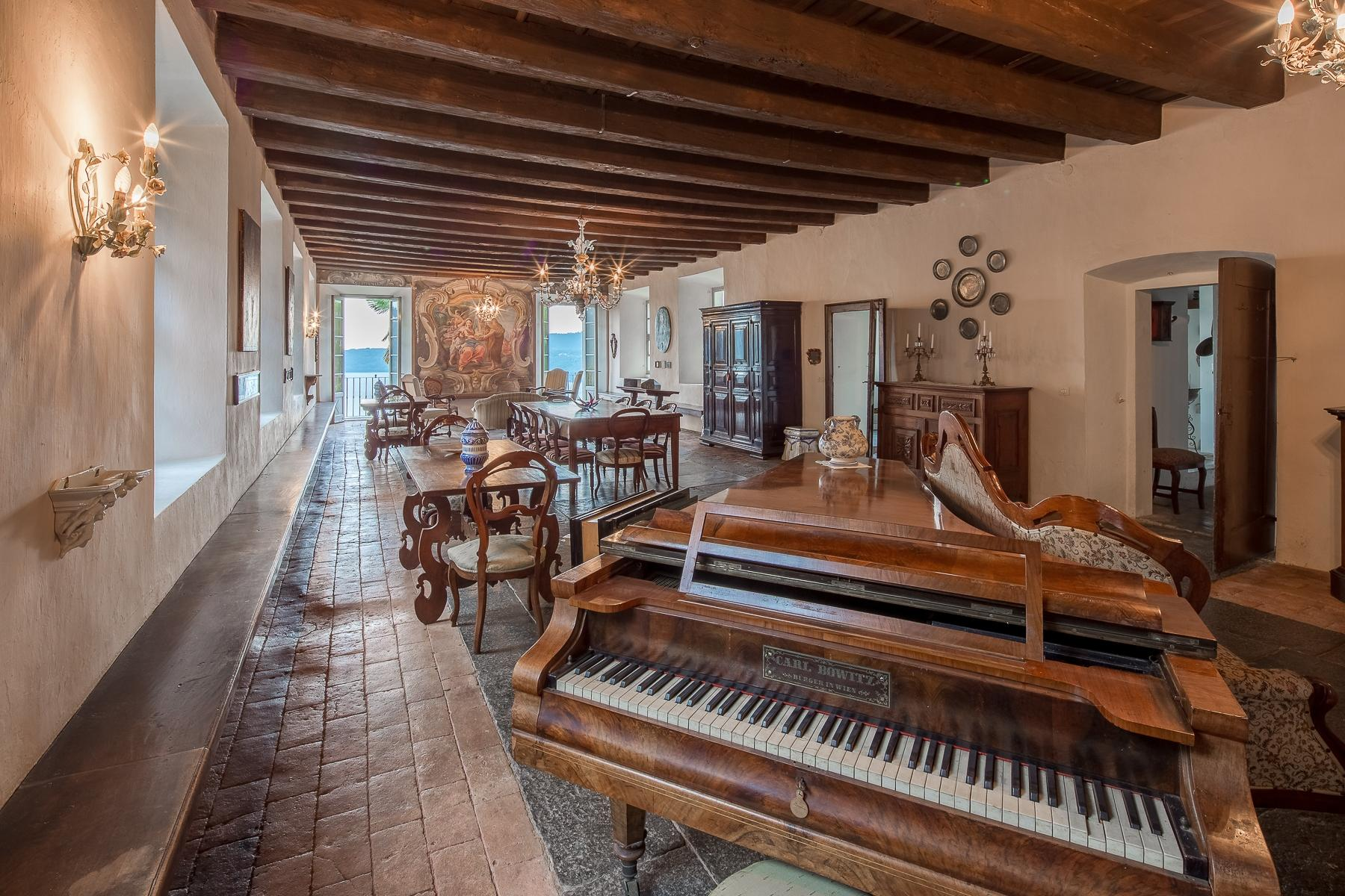 Ex-Convent and XIX-century Villa on Sacro Monte - Orta San Giulio - 5