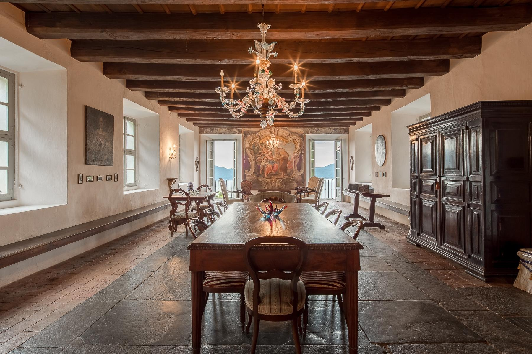 Ancien couvent et Villa du XIXe siècle sur le Sacro Monte - Orta San Giulio - 6