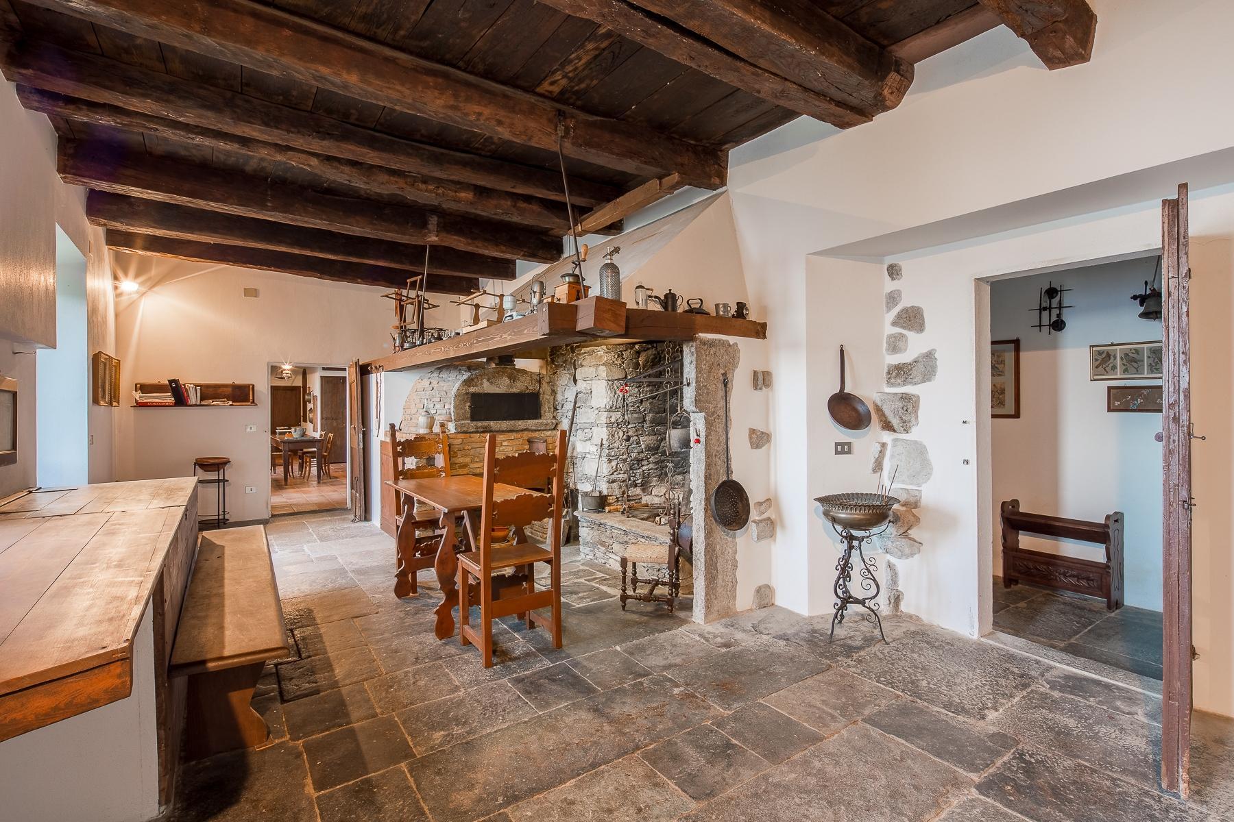 Ex-Convent and XIX-century Villa on Sacro Monte - Orta San Giulio - 7