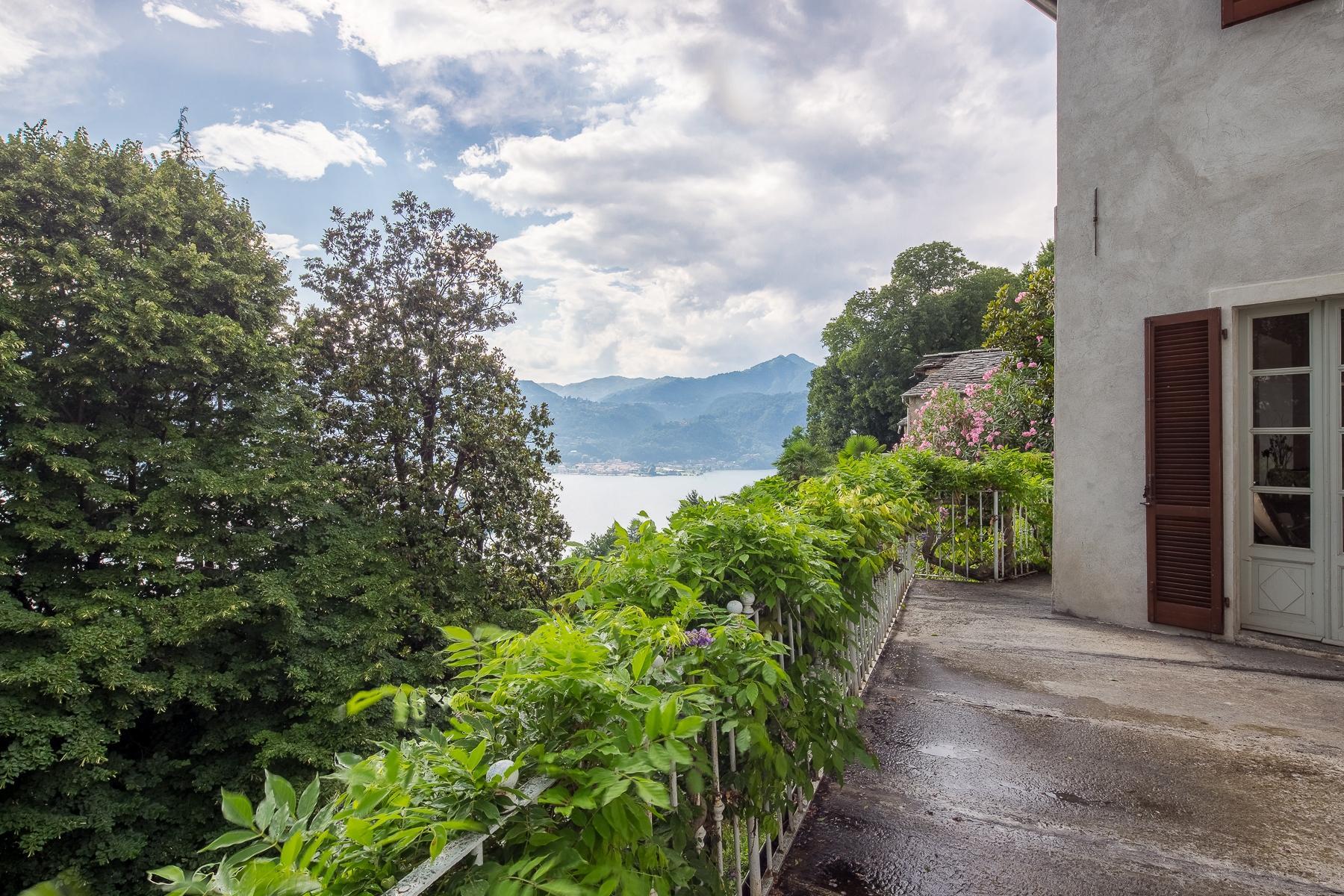 Ancien couvent et Villa du XIXe siècle sur le Sacro Monte - Orta San Giulio - 4