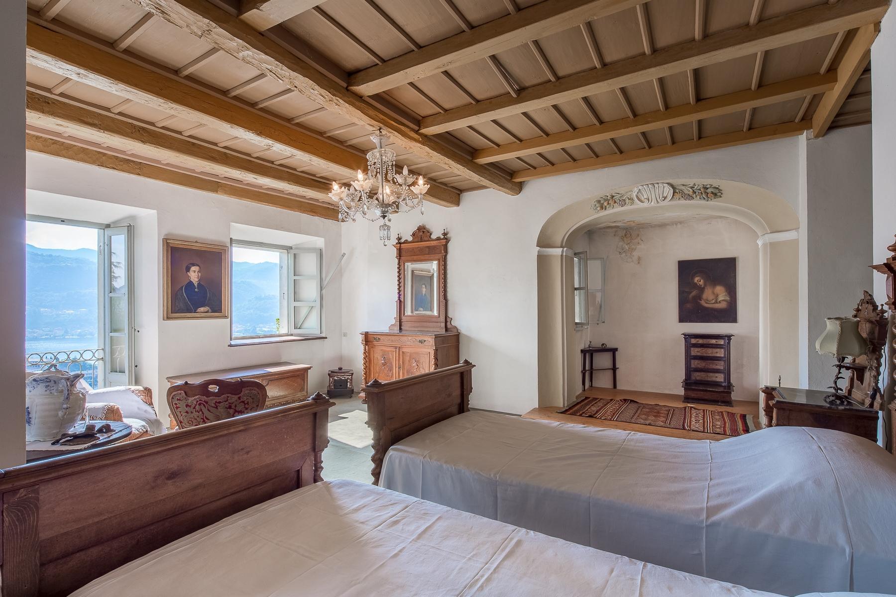 Бывший монастырь и вилла 19 века на Сакро-Монте - Орта Сан Джулио - 18