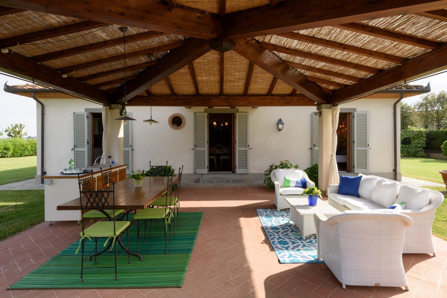Marvelous hunting lodge in tuscan countryside - 13