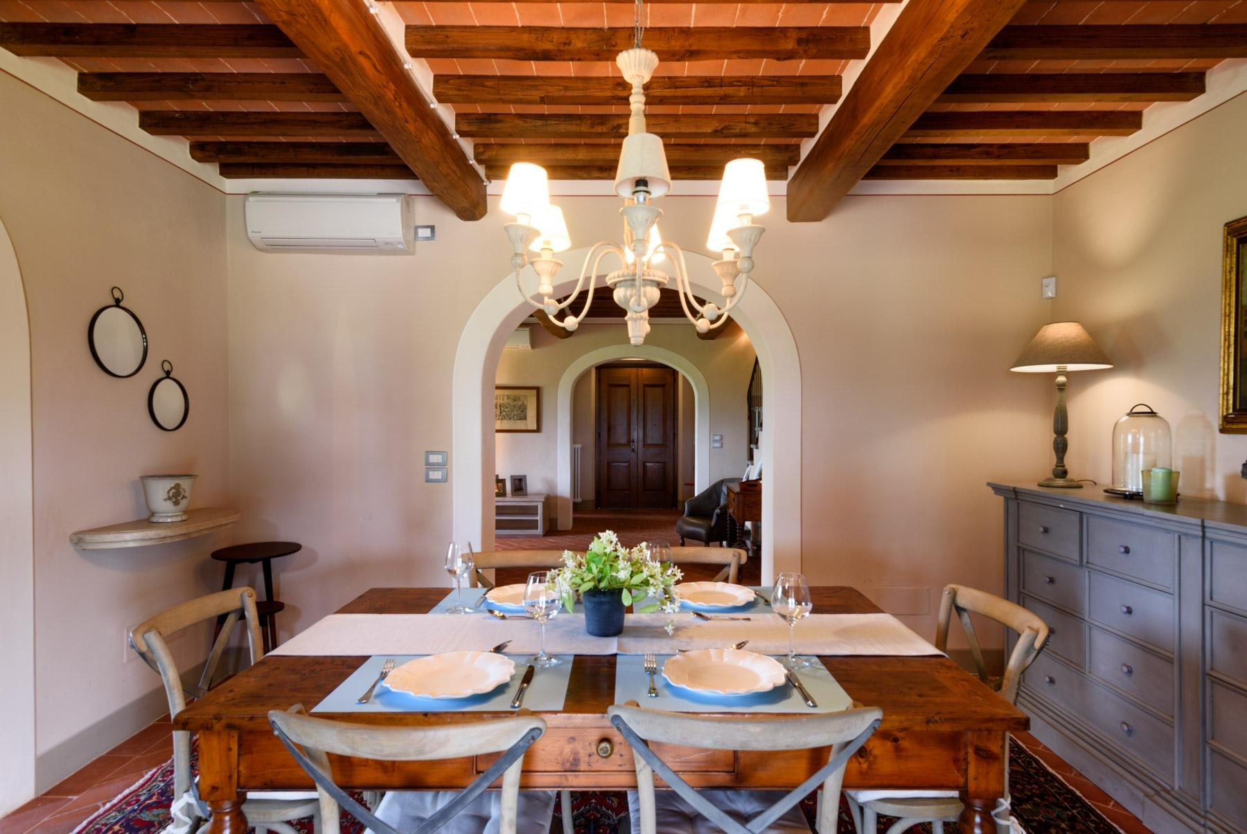 Marvelous hunting lodge in tuscan countryside - 4