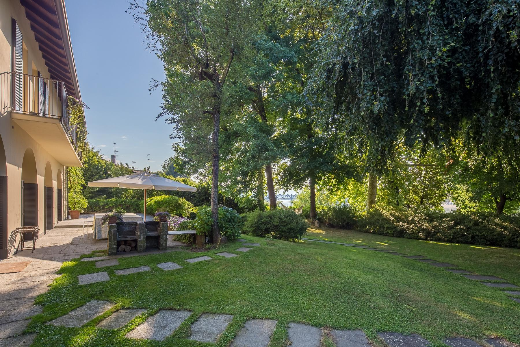 Villa with swimming pool on the Ticino river - 6