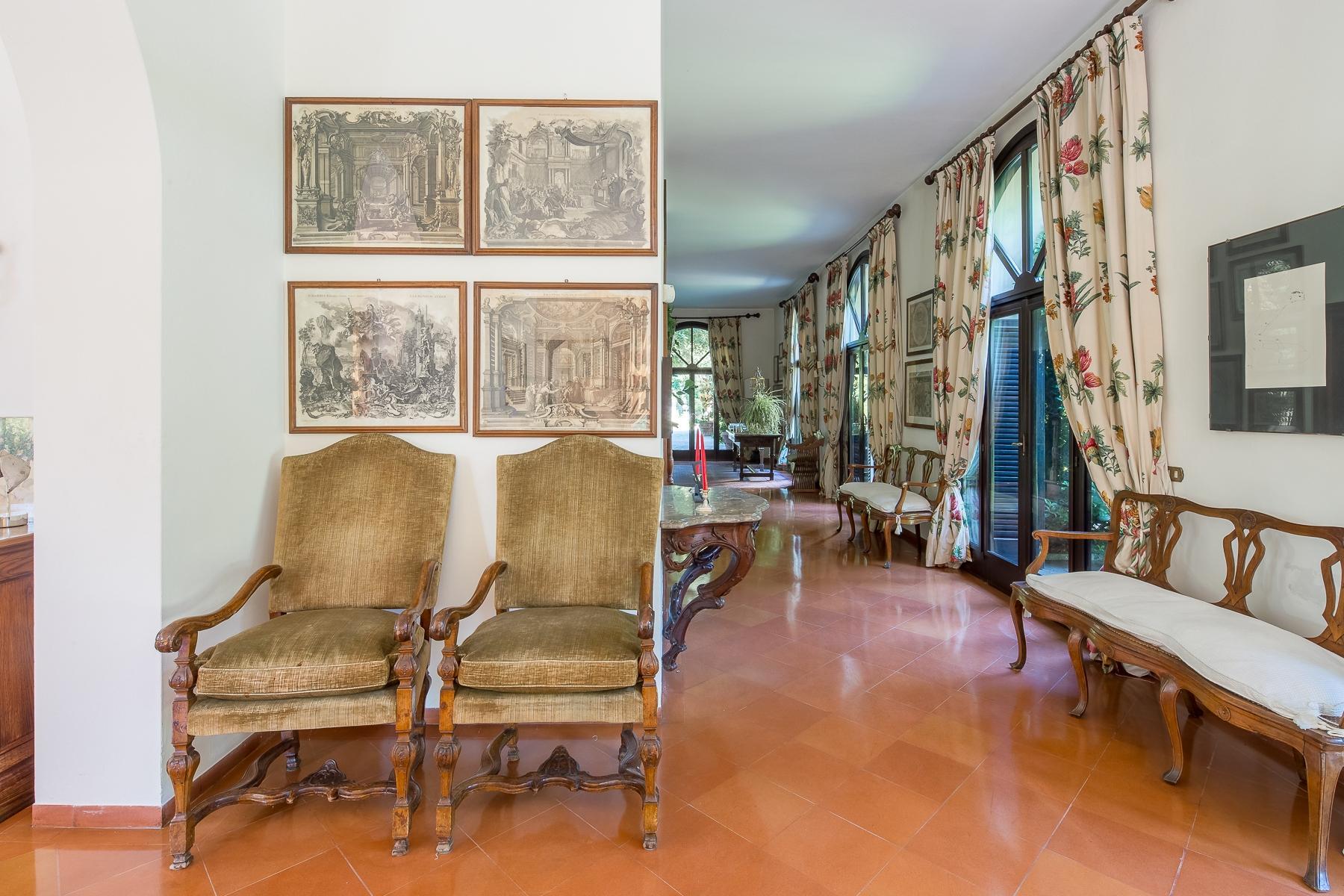 位于Ticino河岸边配有游泳池的别墅 - 11