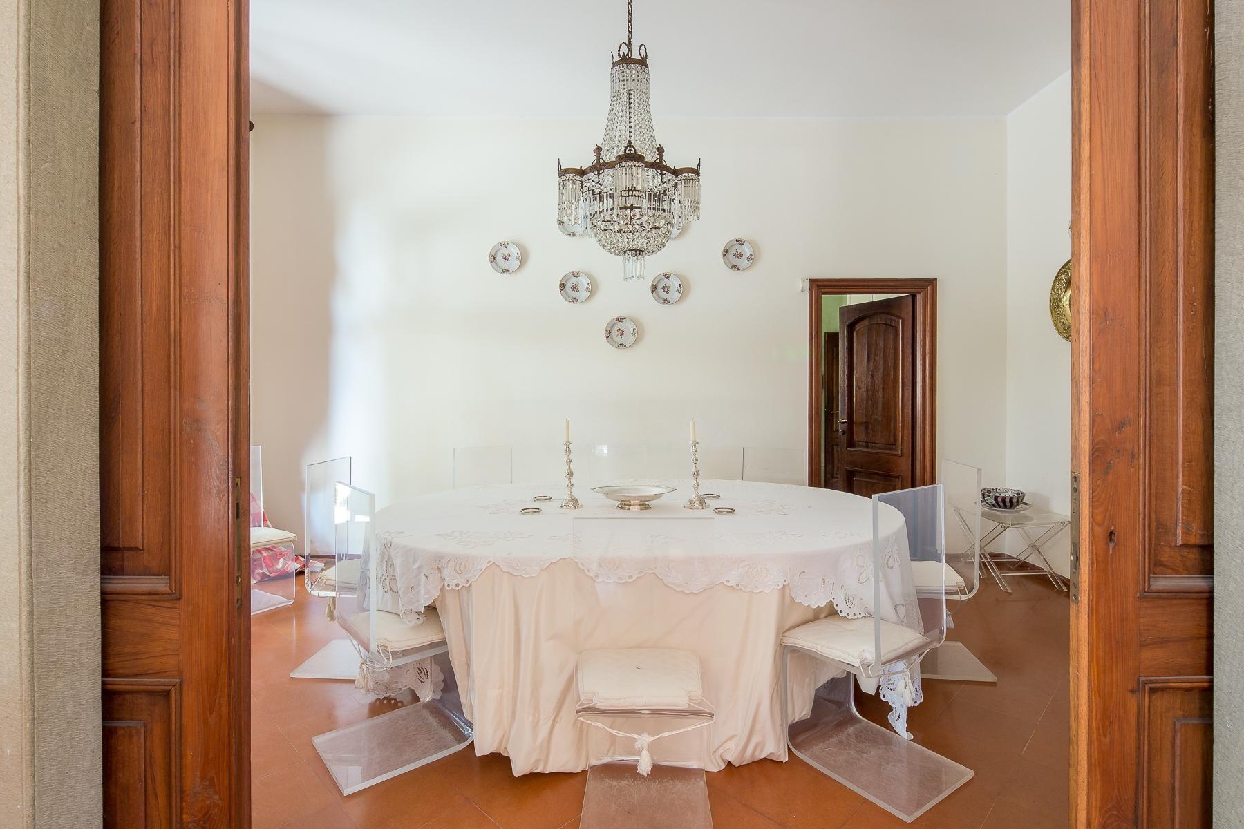 位于Ticino河岸边配有游泳池的别墅 - 13