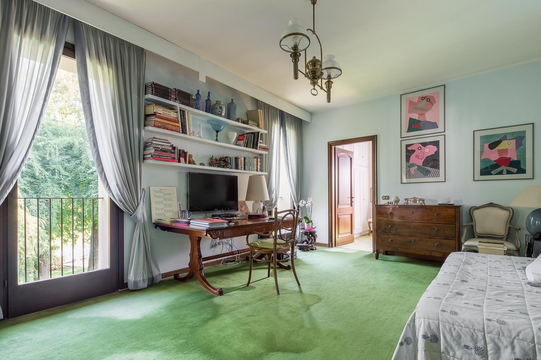 位于Ticino河岸边配有游泳池的别墅 - 18