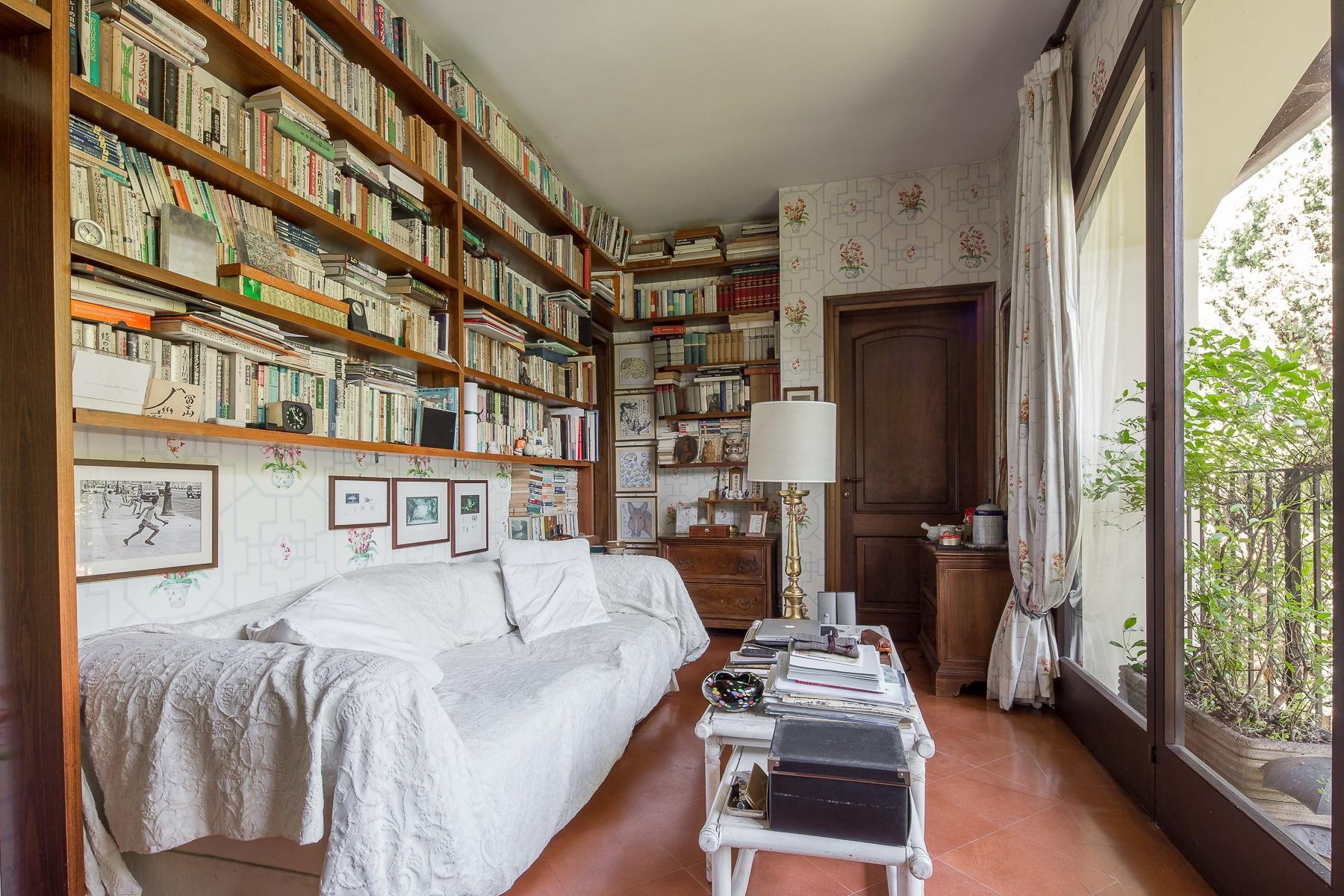 位于Ticino河岸边配有游泳池的别墅 - 20